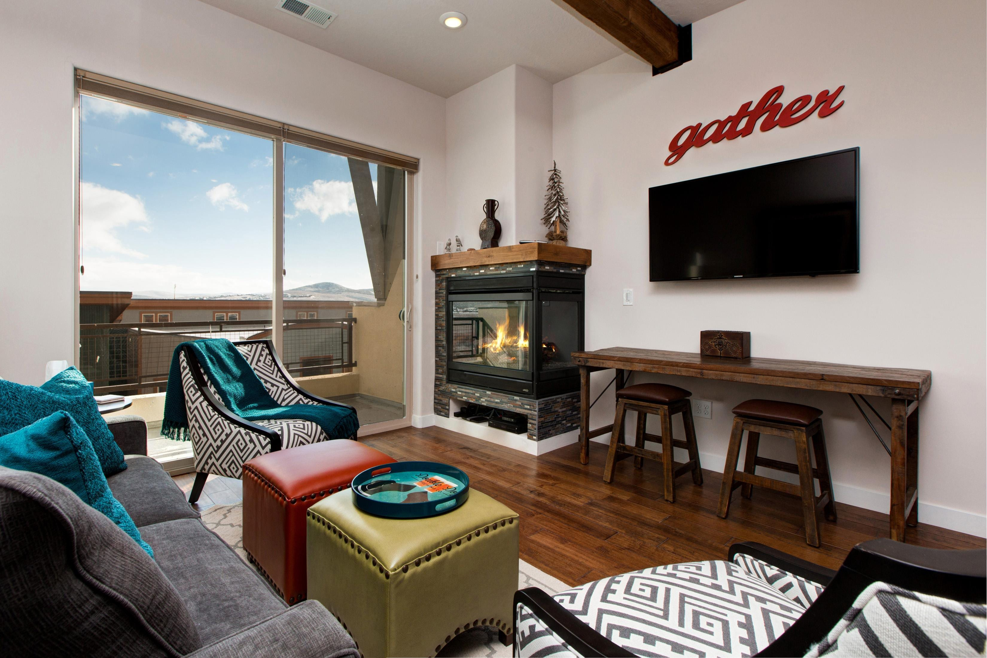 Welcome to your home in Park City! Professionally managed by TurnKey Vacation Rentals.