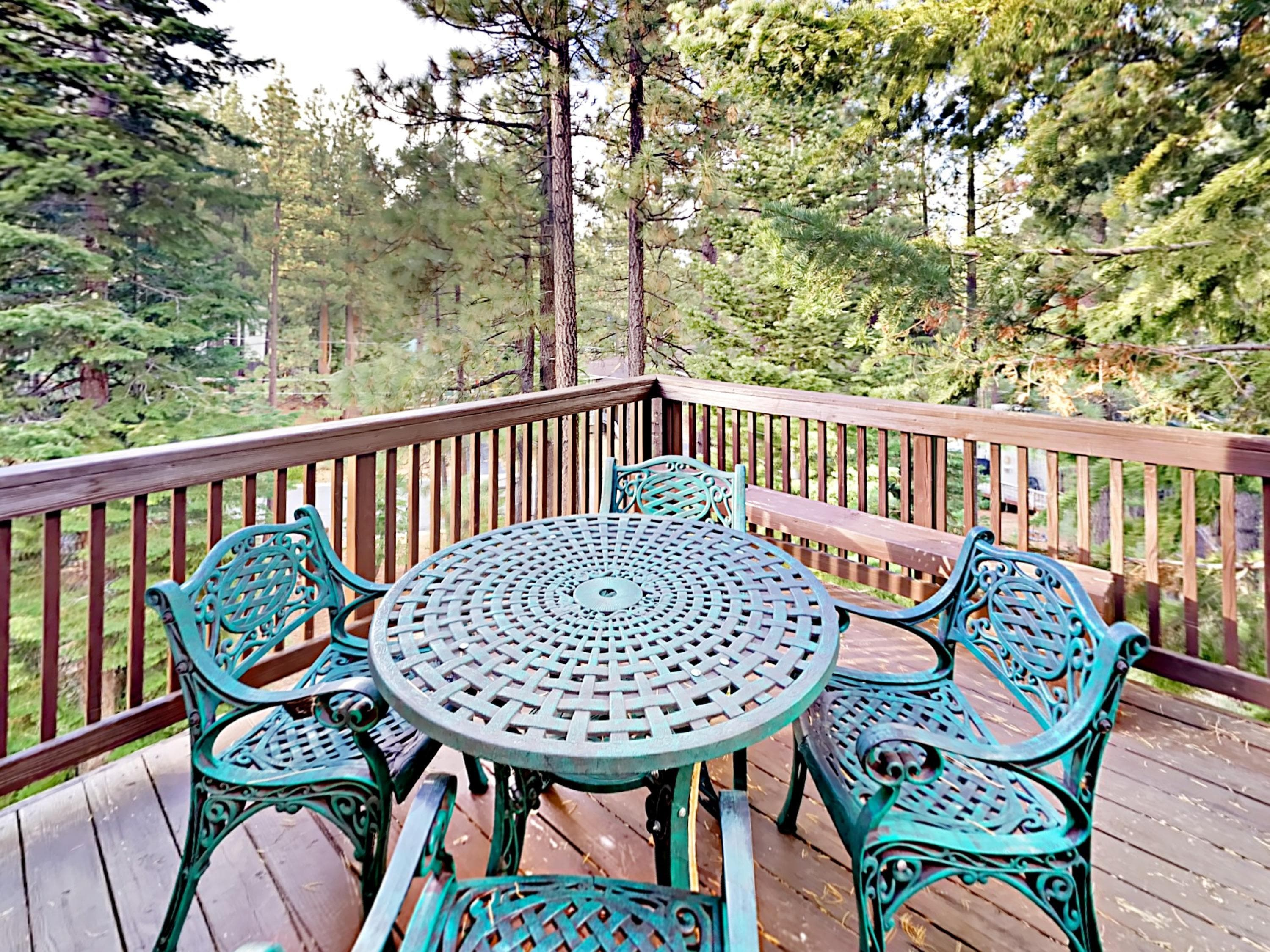 Outdoor enthusiasts will appreciate supreme indoor/outdoor living with 2 decks and forested views.
