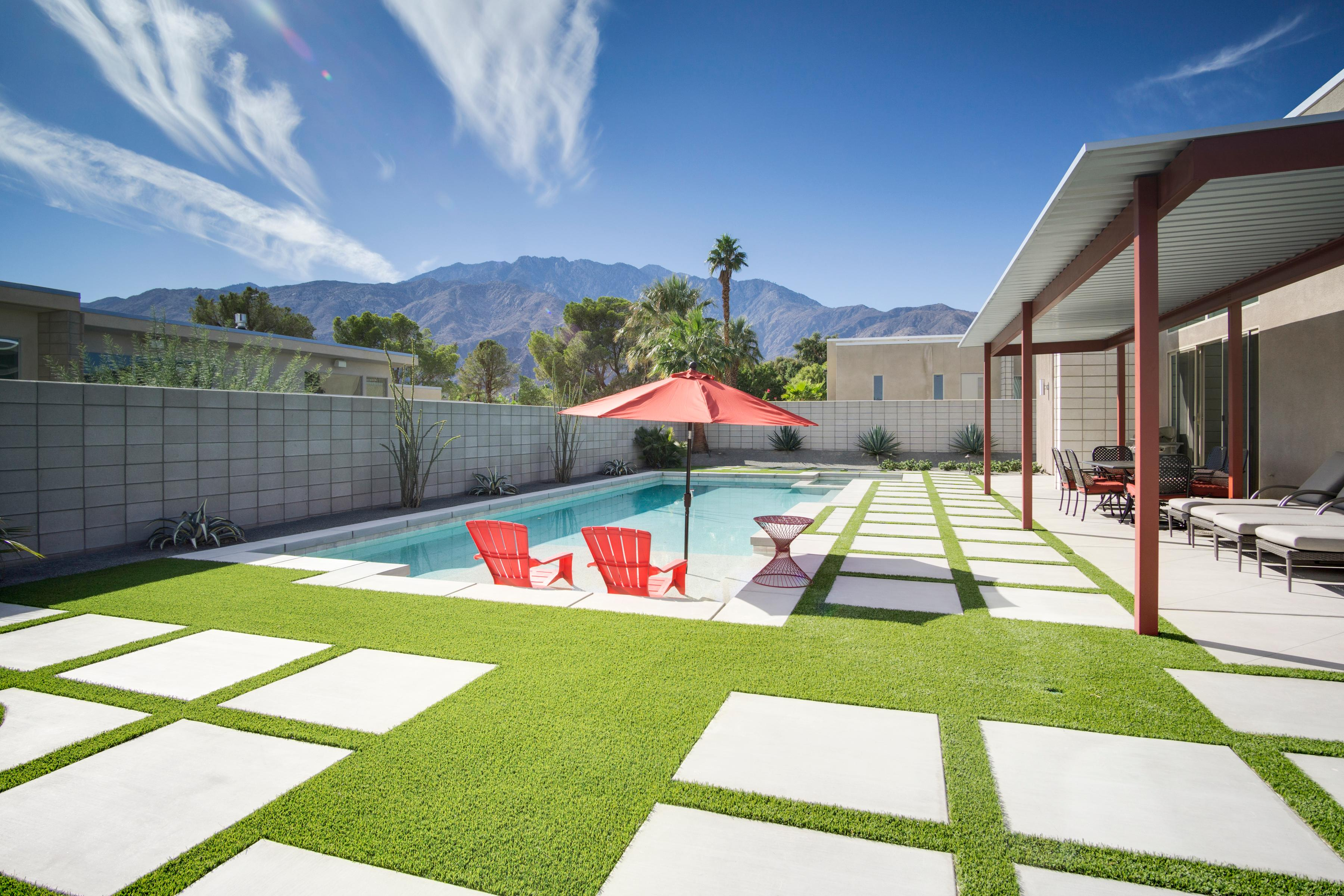 Property Image 1 - Stunning Mid Century Masterpiece with Large Pool Deck