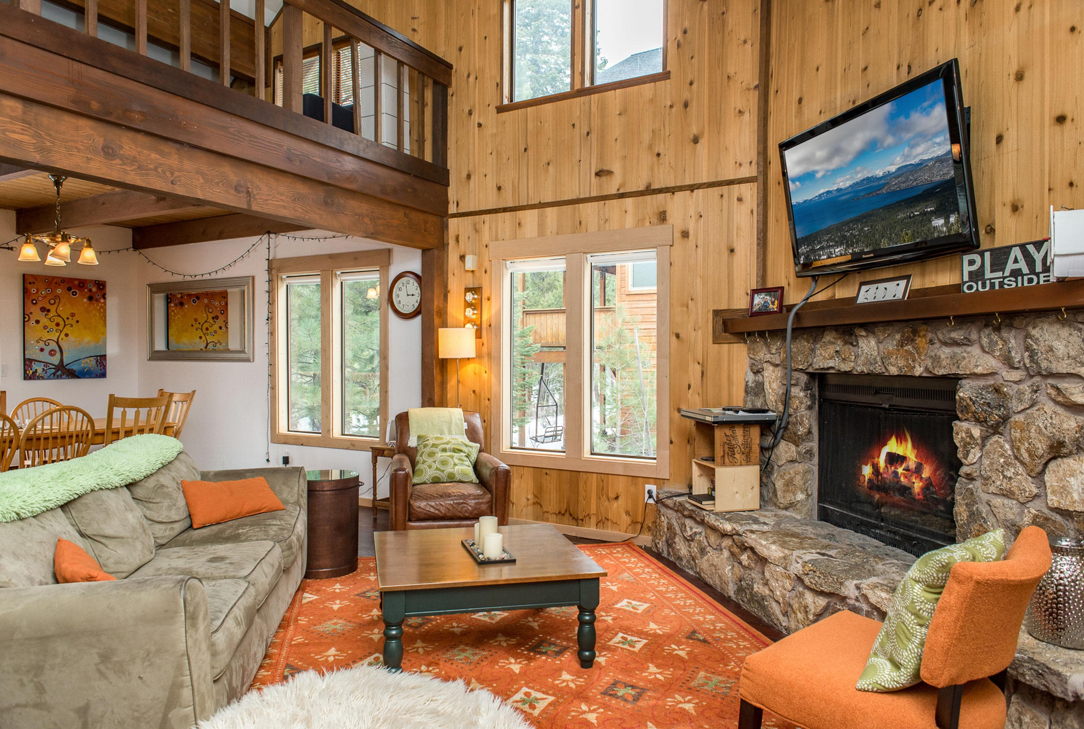 Property Image 1 - Quintessential Tahoe-style Home With Nature Inspired Design