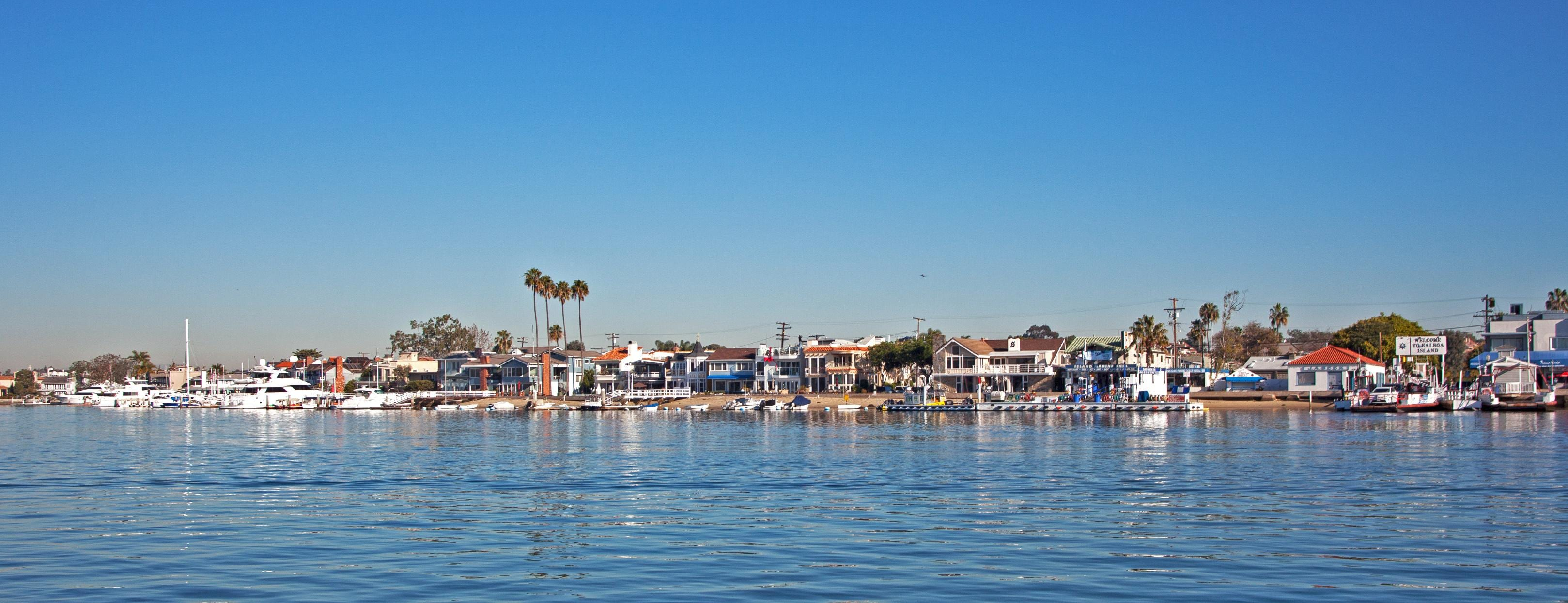 Soak in all the charm Balboa Island has to offer.