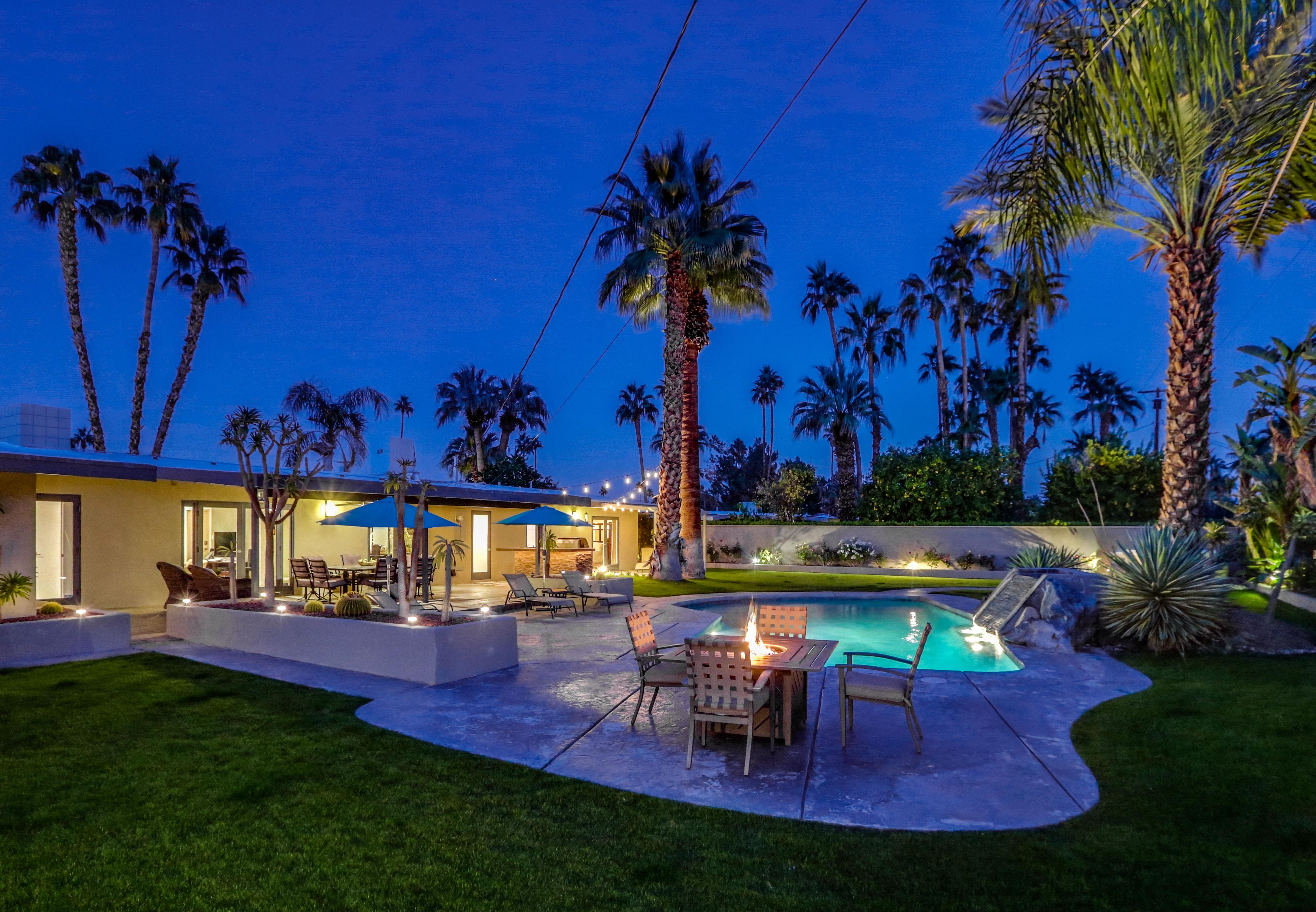 Welcome to Palm Springs! Your rental is professionally managed by TurnKey Vacation Rentals.