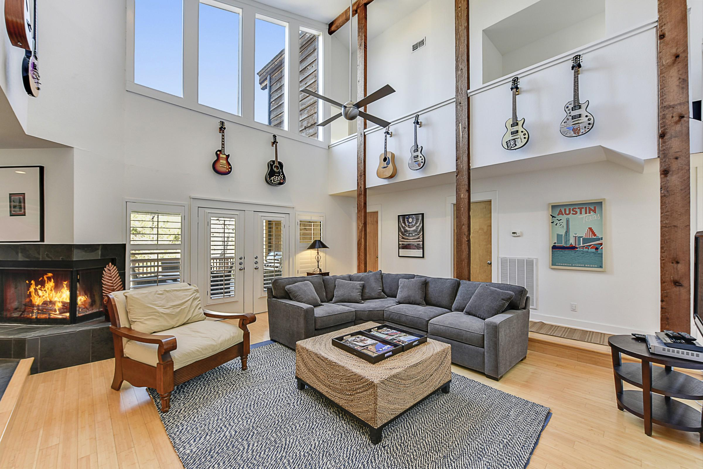 Property Image 1 - Standout Light-filled Home with Soaring Cathedral Ceilings
