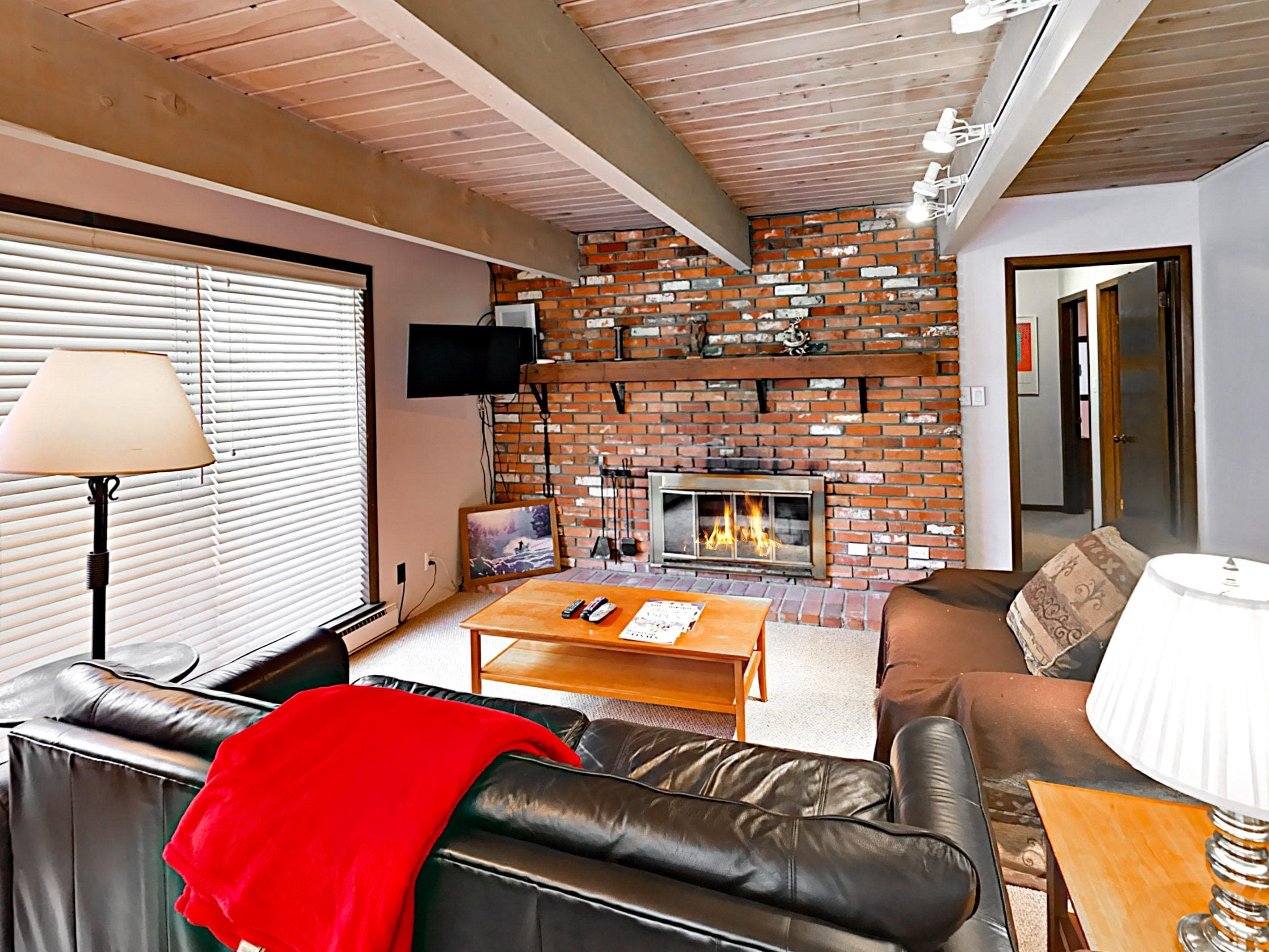 Welcome to your home in Aspen! Professionally managed by TurnKey Vacation Rentals.