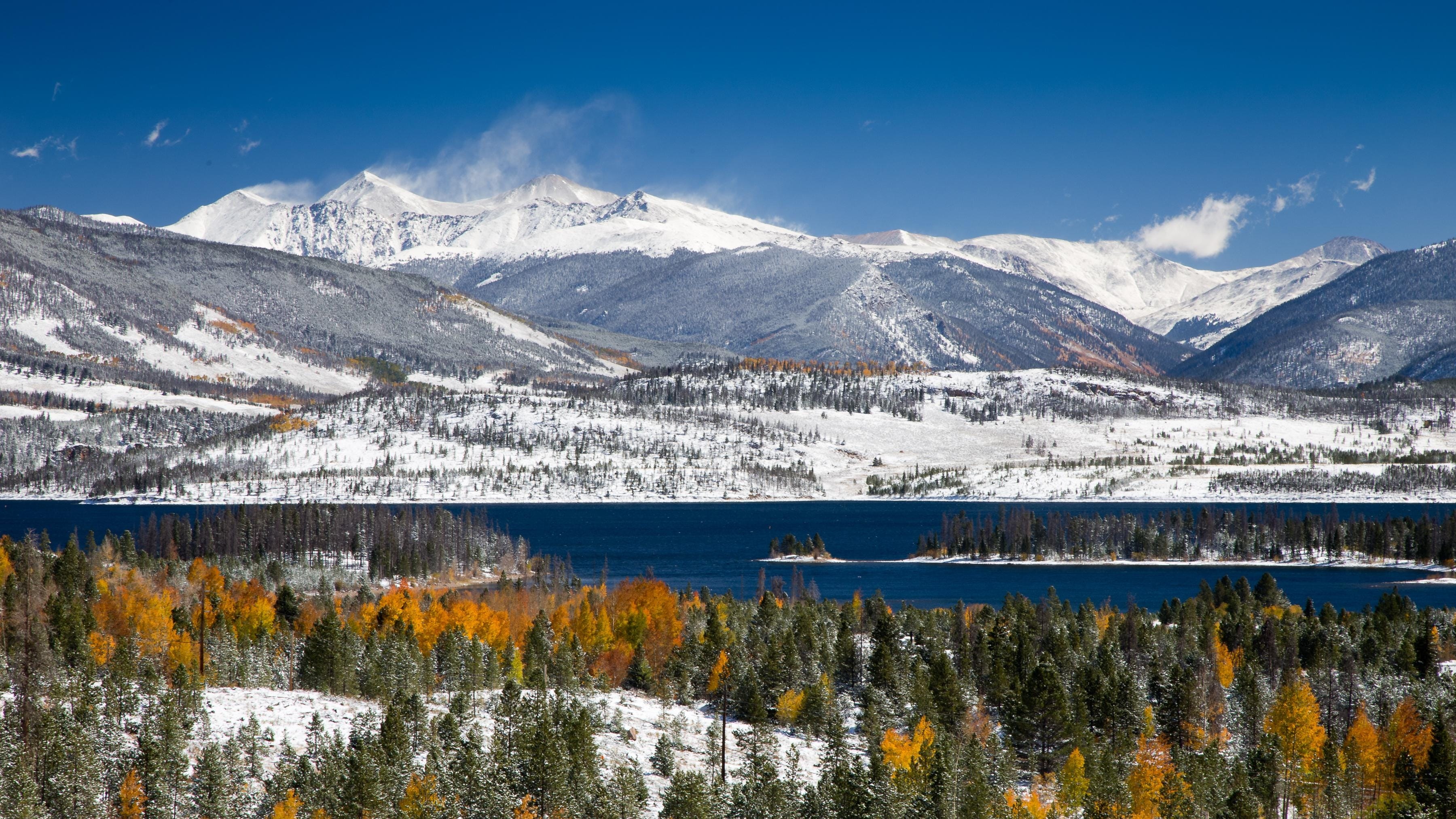 You'll be a short drive from 3 epic ski resorts including Keystone (18 minutes), Copper Mountain (20 minutes), and Breckenridge (30 minutes).