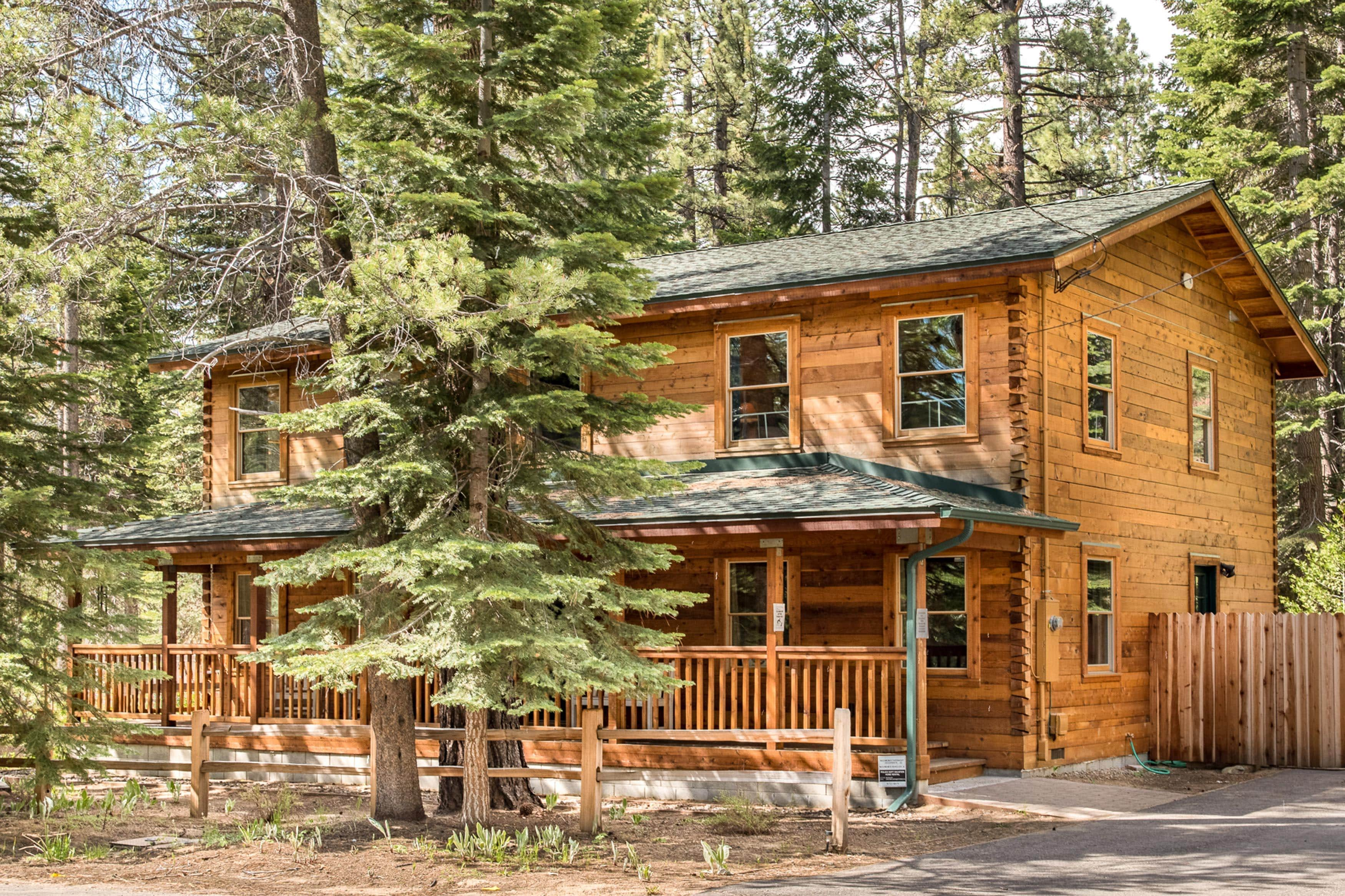 Welcome to South Lake Tahoe! Your rental is professionally managed by TurnKey Vacation Rentals.