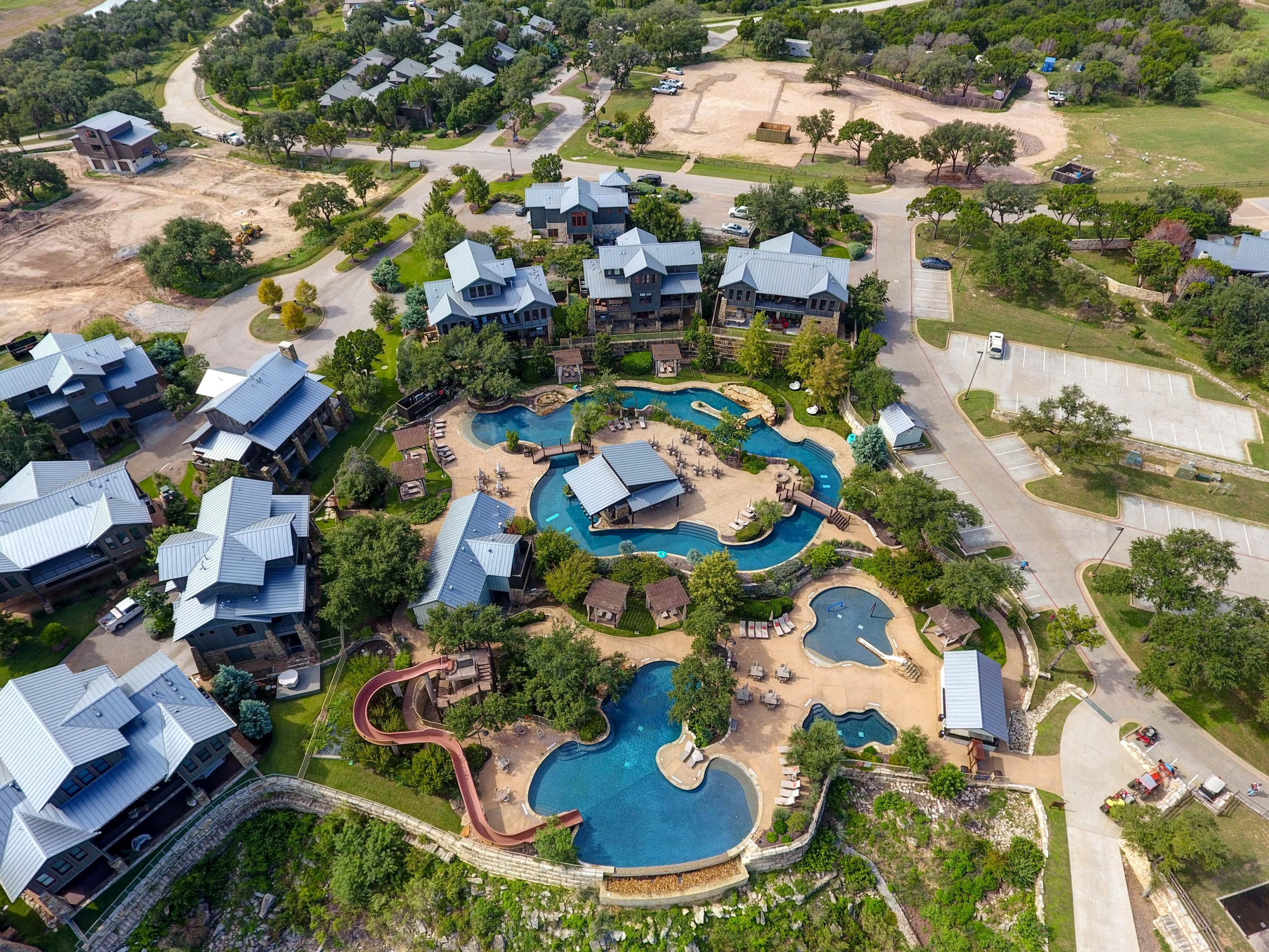 During your stay at The Reserve at Lake Travis, you'll enjoy access to all the amenities you could want for a vacation.
