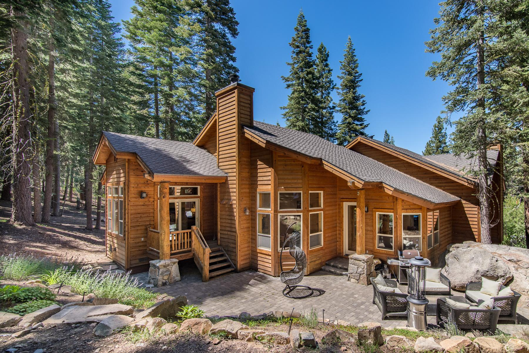 Property Image 1 - Wooded Luxury at Tahoe Donner