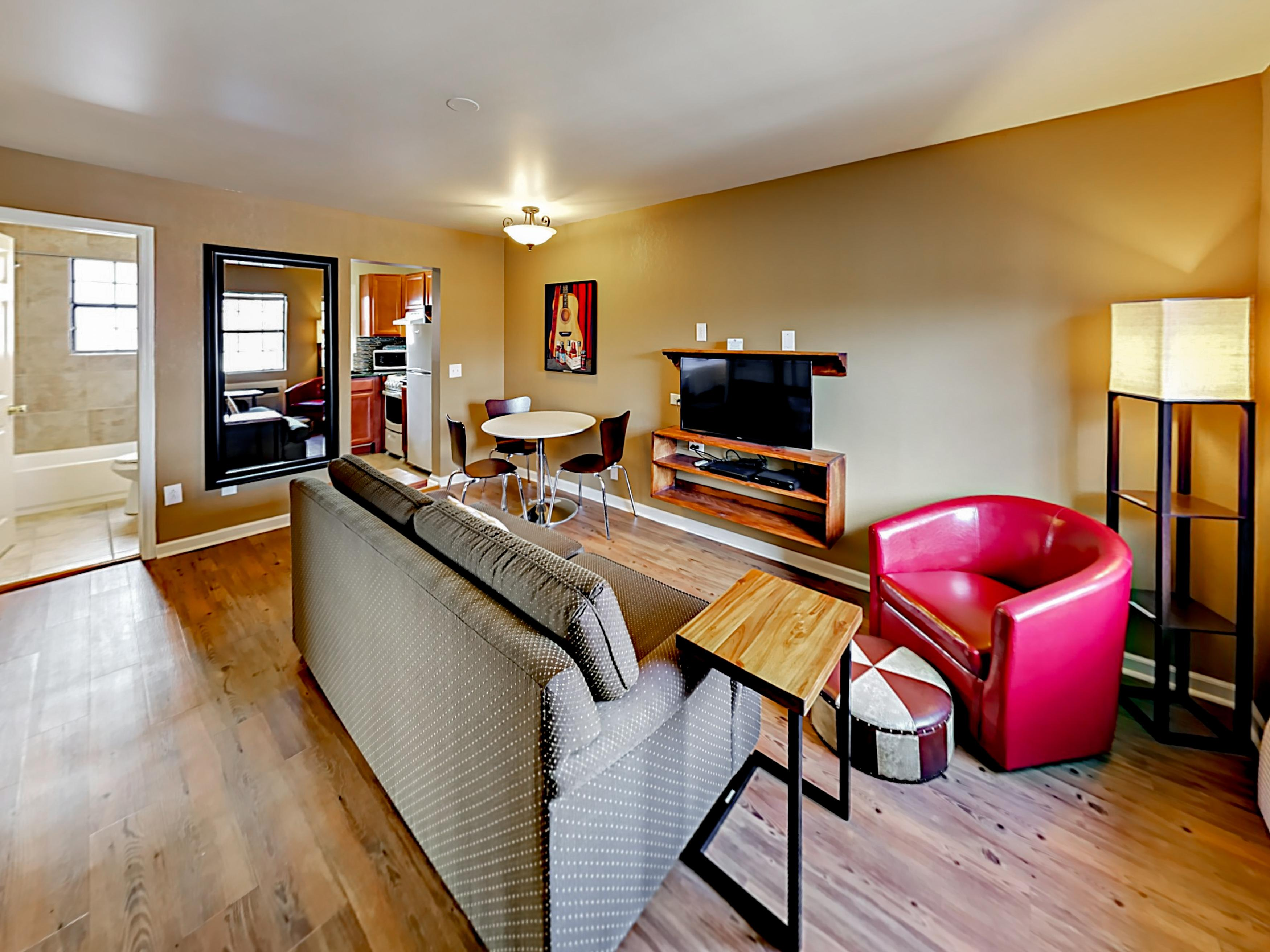 Property Image 1 - Cheerful Condo with Cozy Decor