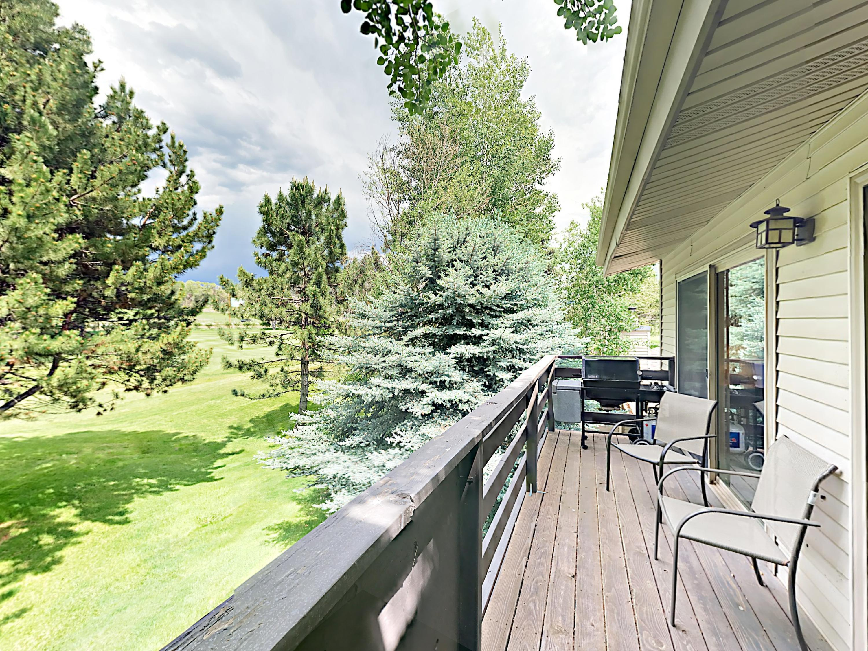 Welcome to Carbondale! Your rental condo is professionally managed and maintained by TurnKey Vacation Rentals.