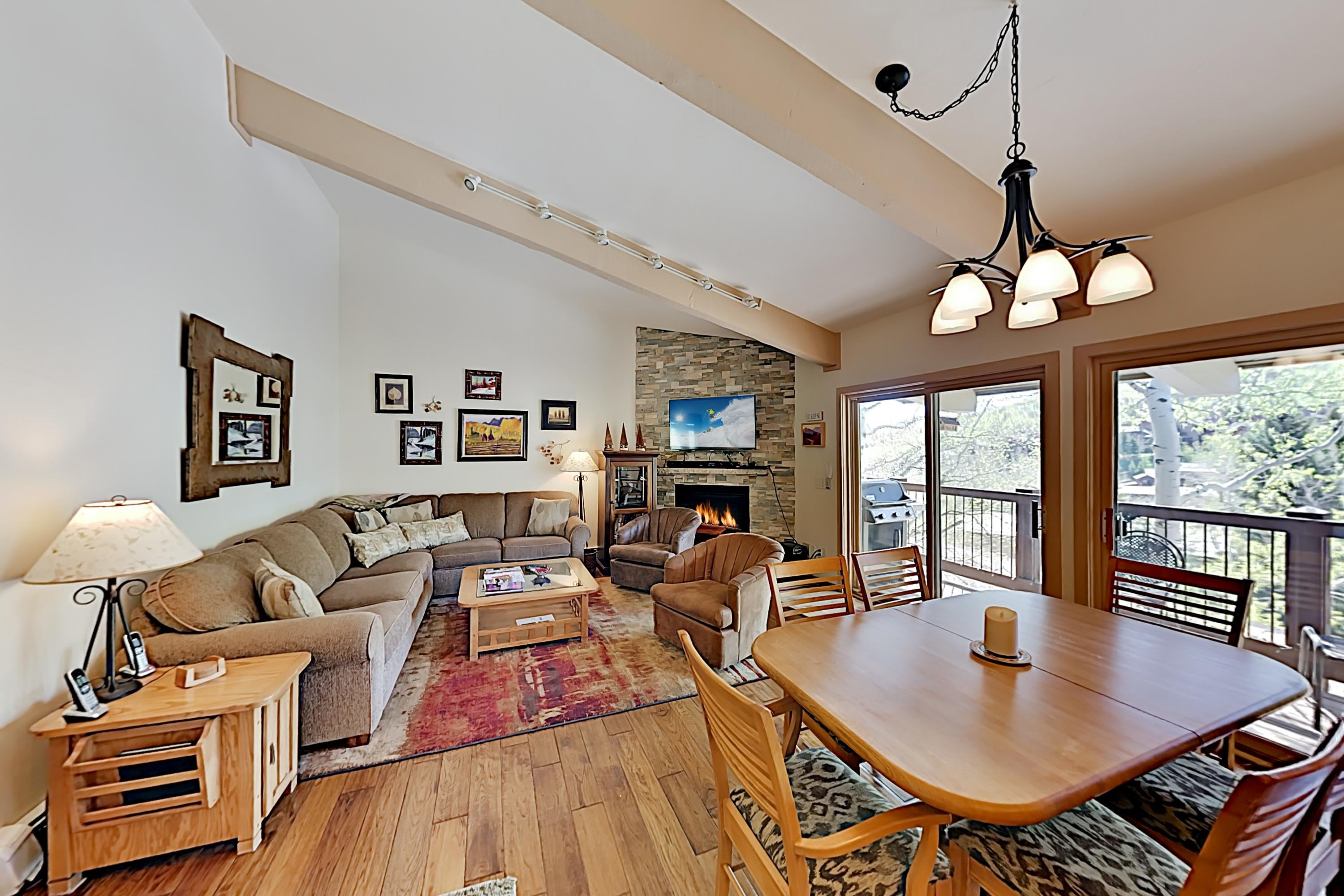 Alpine Condo in Snowmass Village