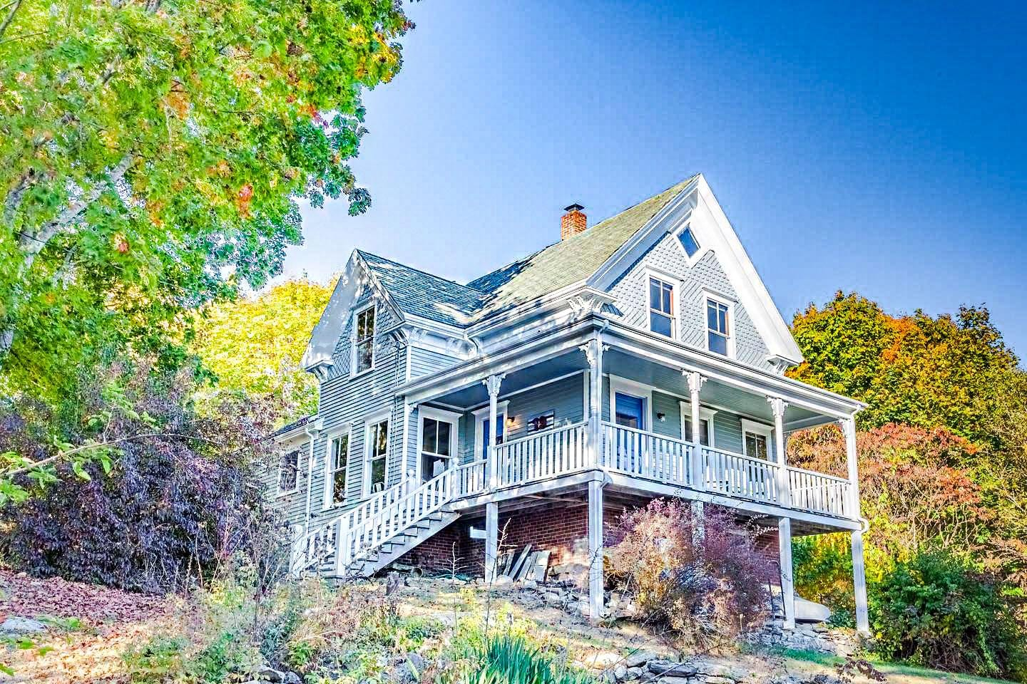 Welcome to South Bristol! Your Victorian getaway is professionally managed by TurnKey Vacation Rentals.