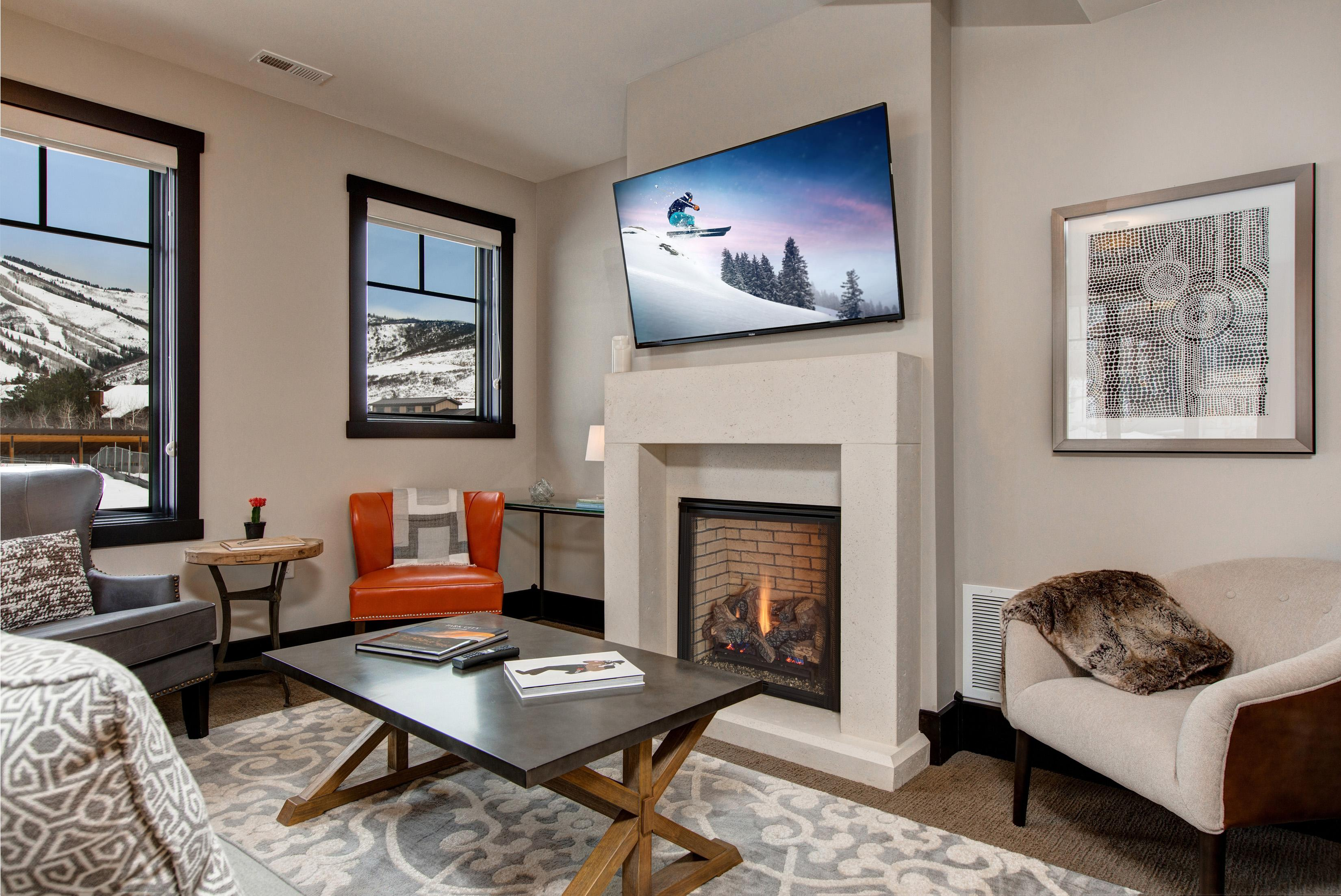 Property Image 1 - Blissful Mountain-chic Condo Within Minutes Walk to Lifts