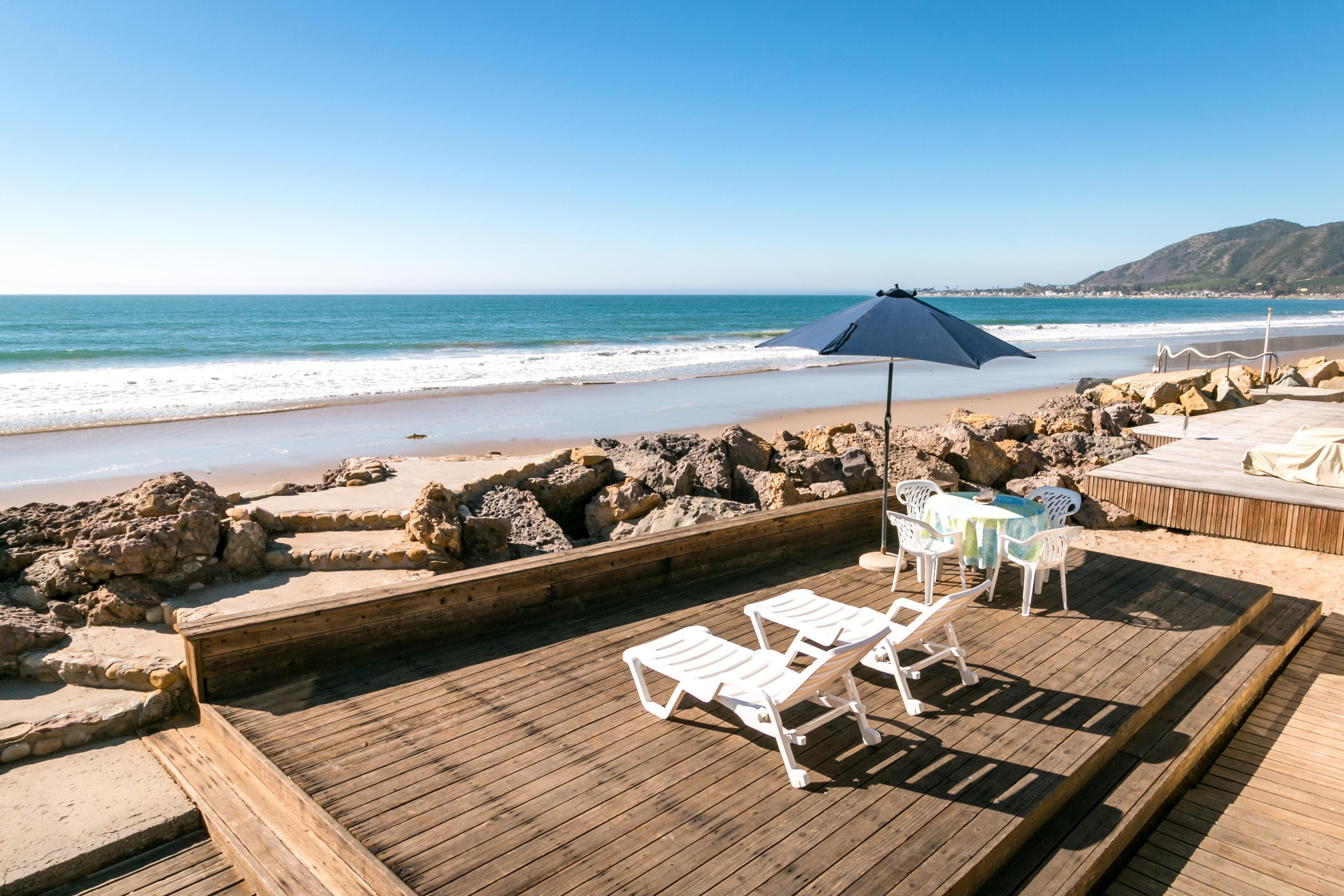 A secluded spot just 30 minutes from Santa Barbara