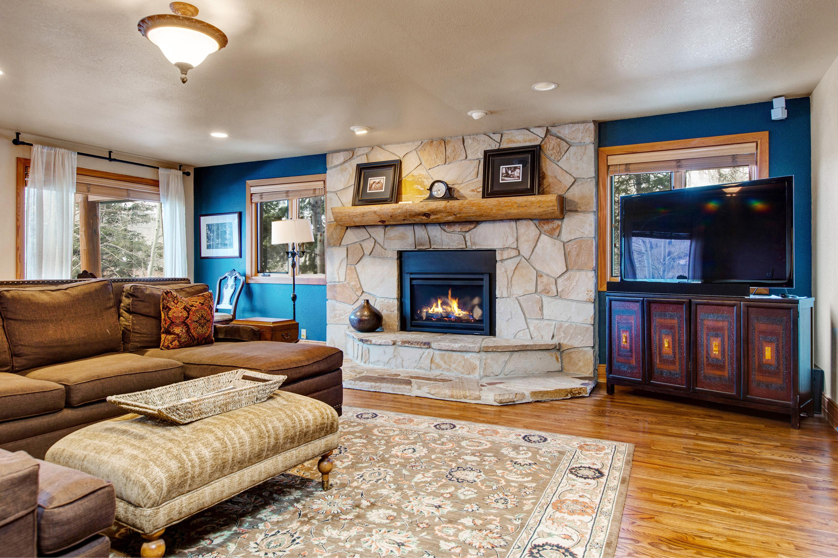 Welcome to Park City! Enjoy 3,996 square feet of living space at this exceptional property. Professionally managed by TurnKey Vacation Rentals.