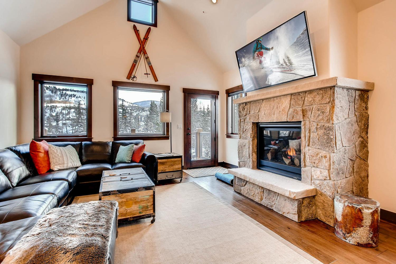 Welcome to Silverthorne! This condo is professionally managed by TurnKey Vacation Rentals.
