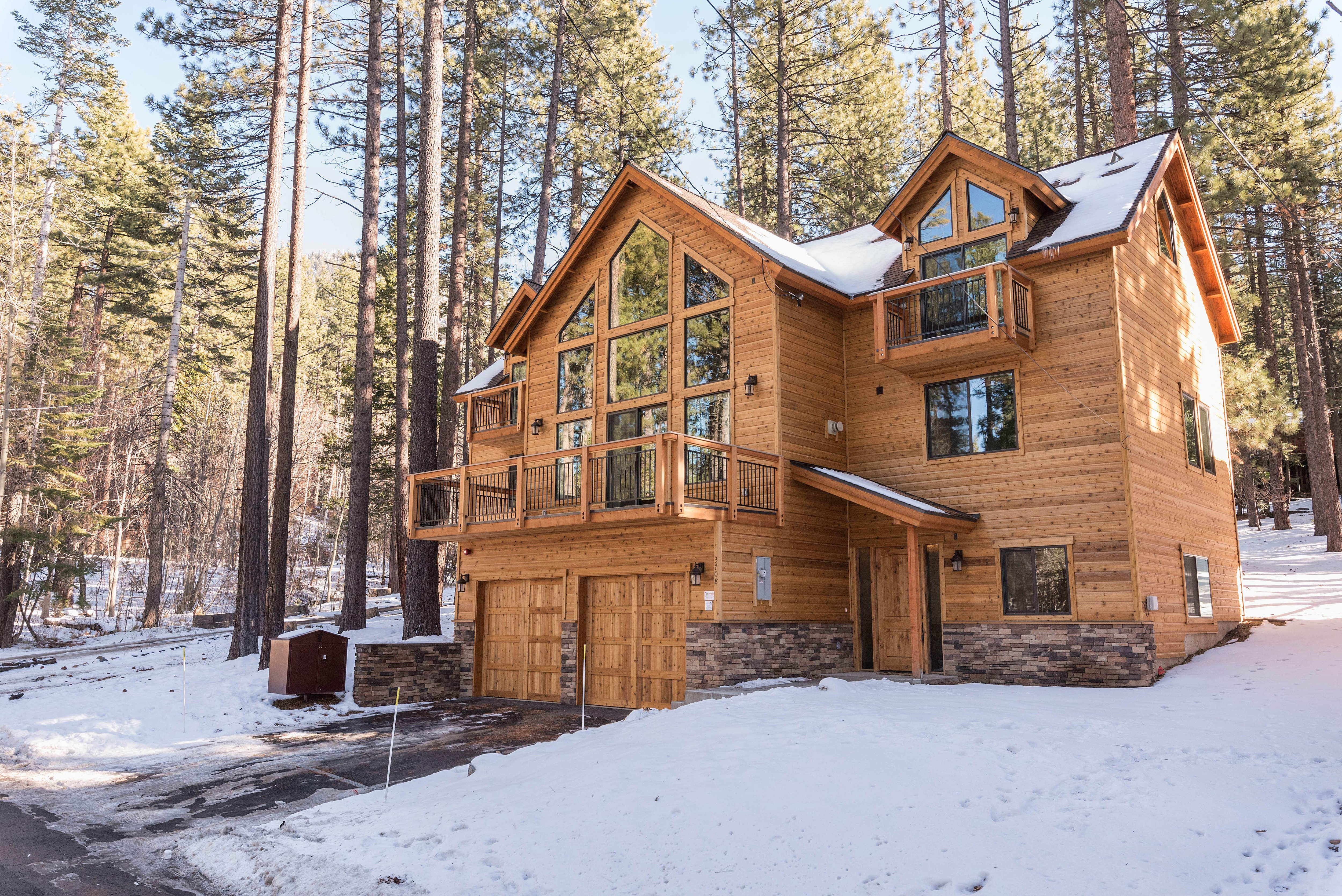 Welcome to South Lake Tahoe! This stunning property is professionally managed by TurnKey Vacation Rentals.