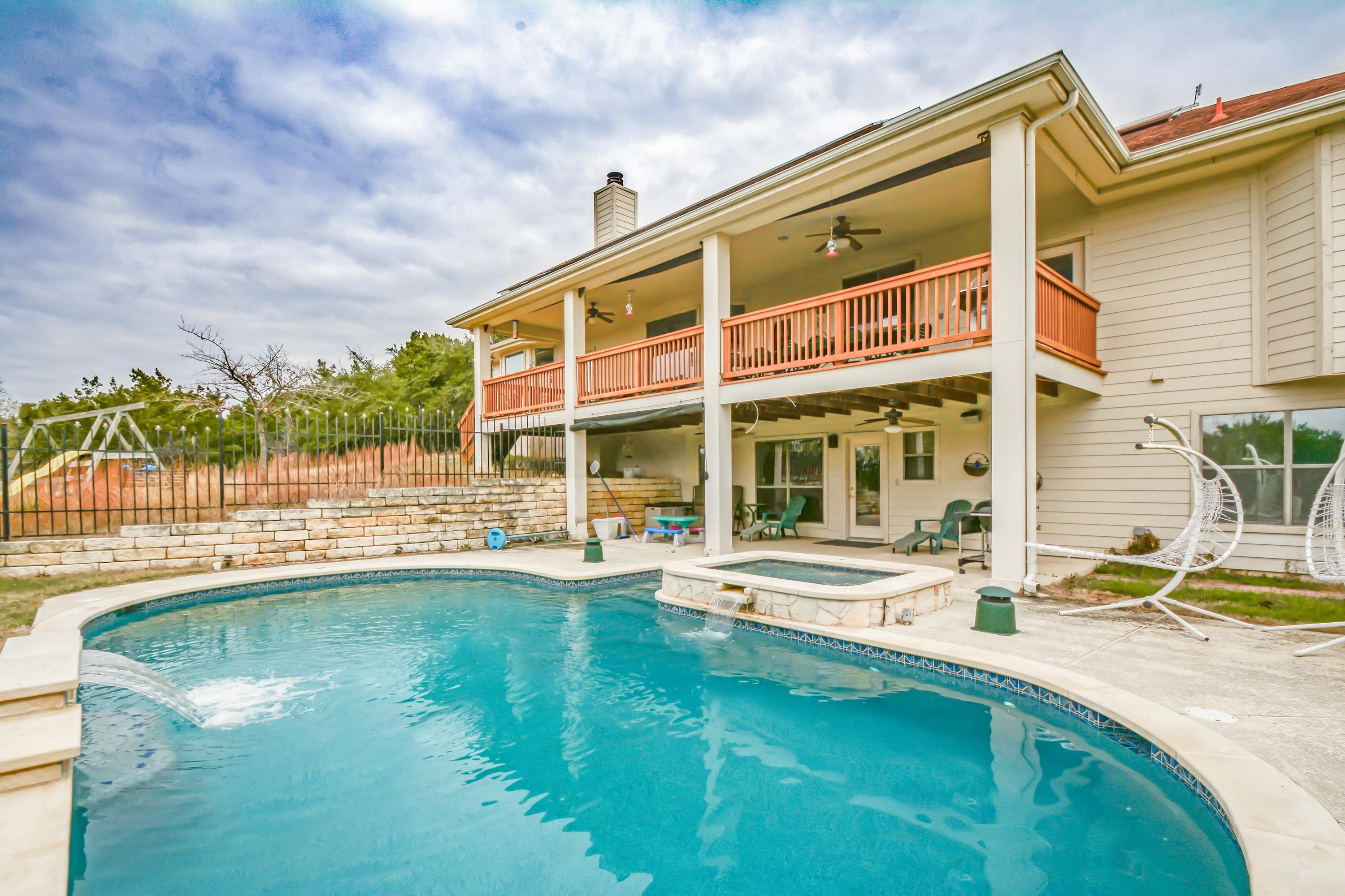 Property Image 1 - Quintessential Hill Country Retreat with Private Pool