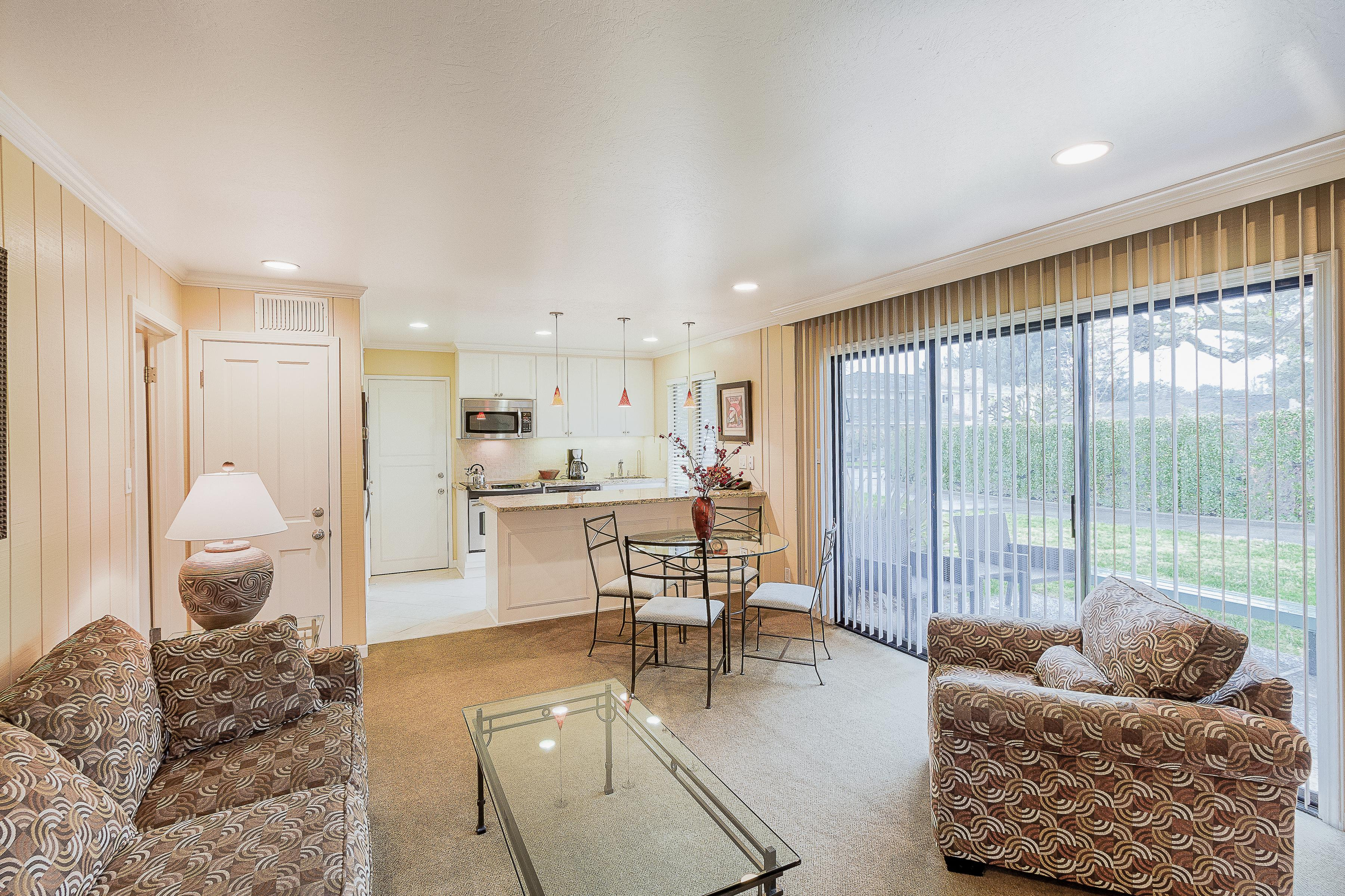 Welcome to Napa! This renovated condo is professionally managed by TurnKey Vacation Rentals.