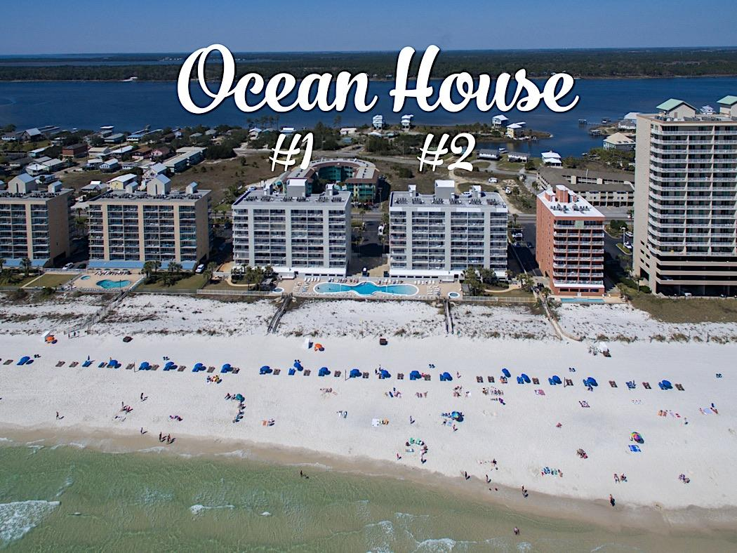 This Gulf Shores condo is in the best possible location for a coastal getaway!