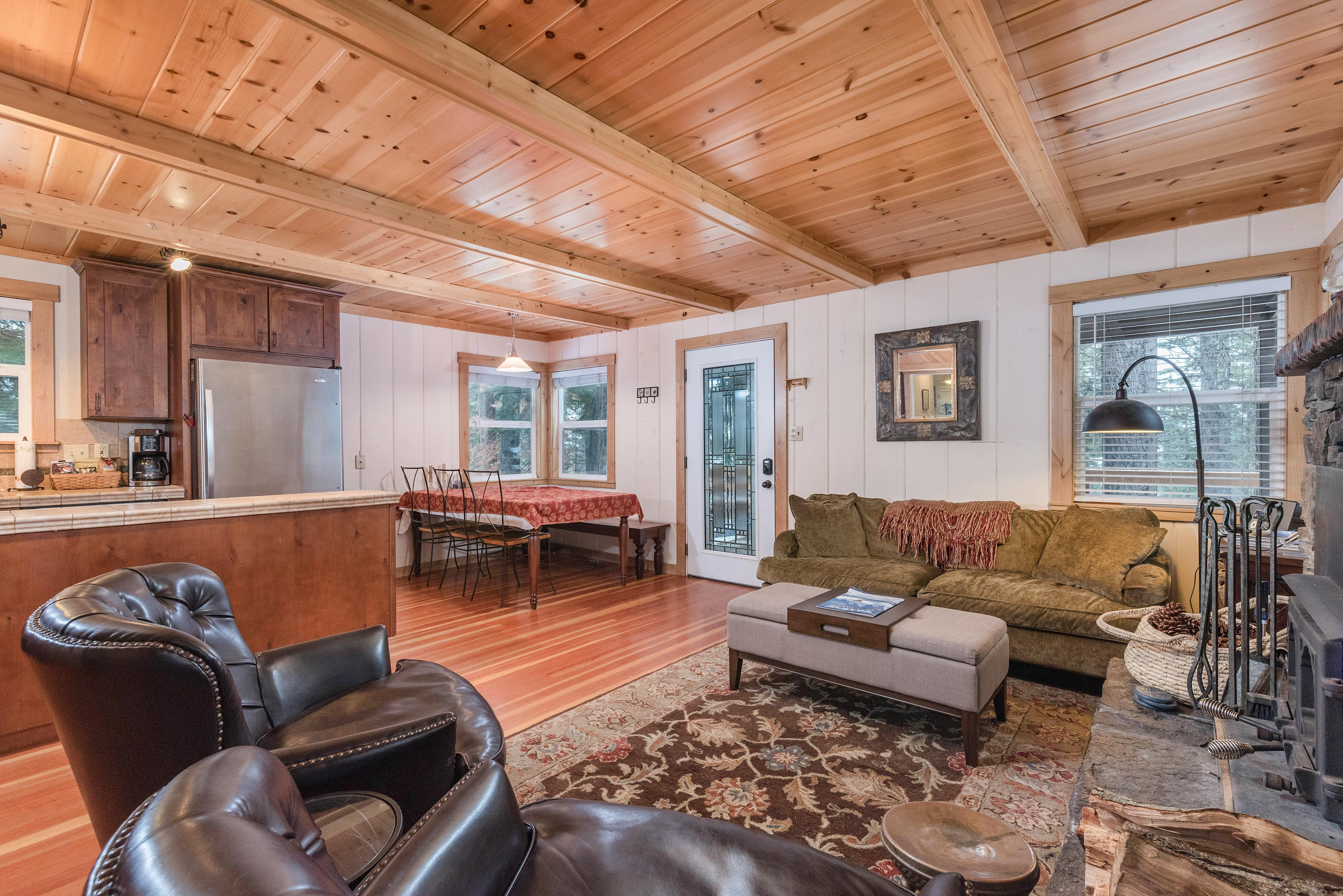 Property Image 2 - Charming Rustic Ski Lodge with Access to All Outdoor Fun