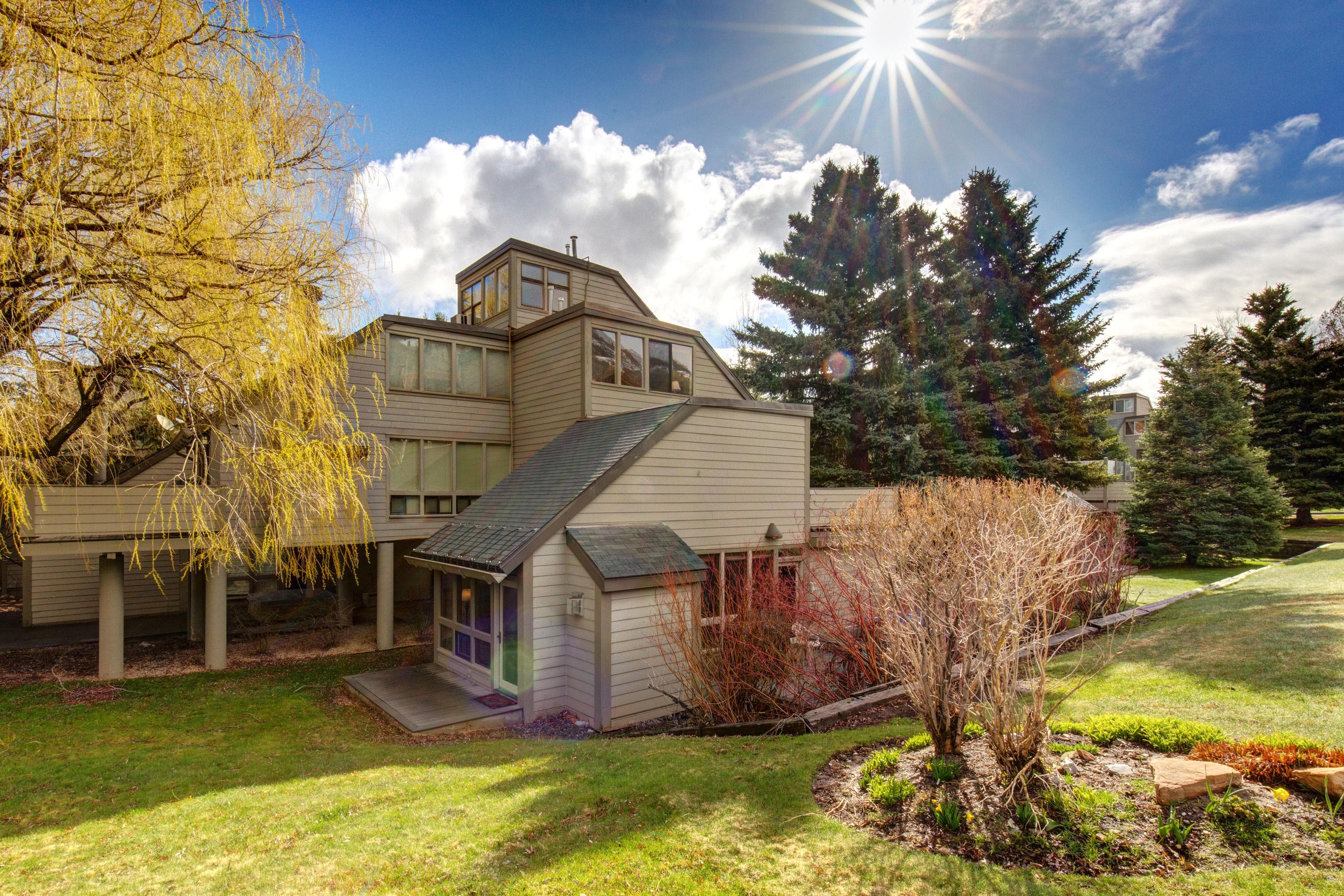 Located just 0.5 miles from the Park City Mountain Resort.