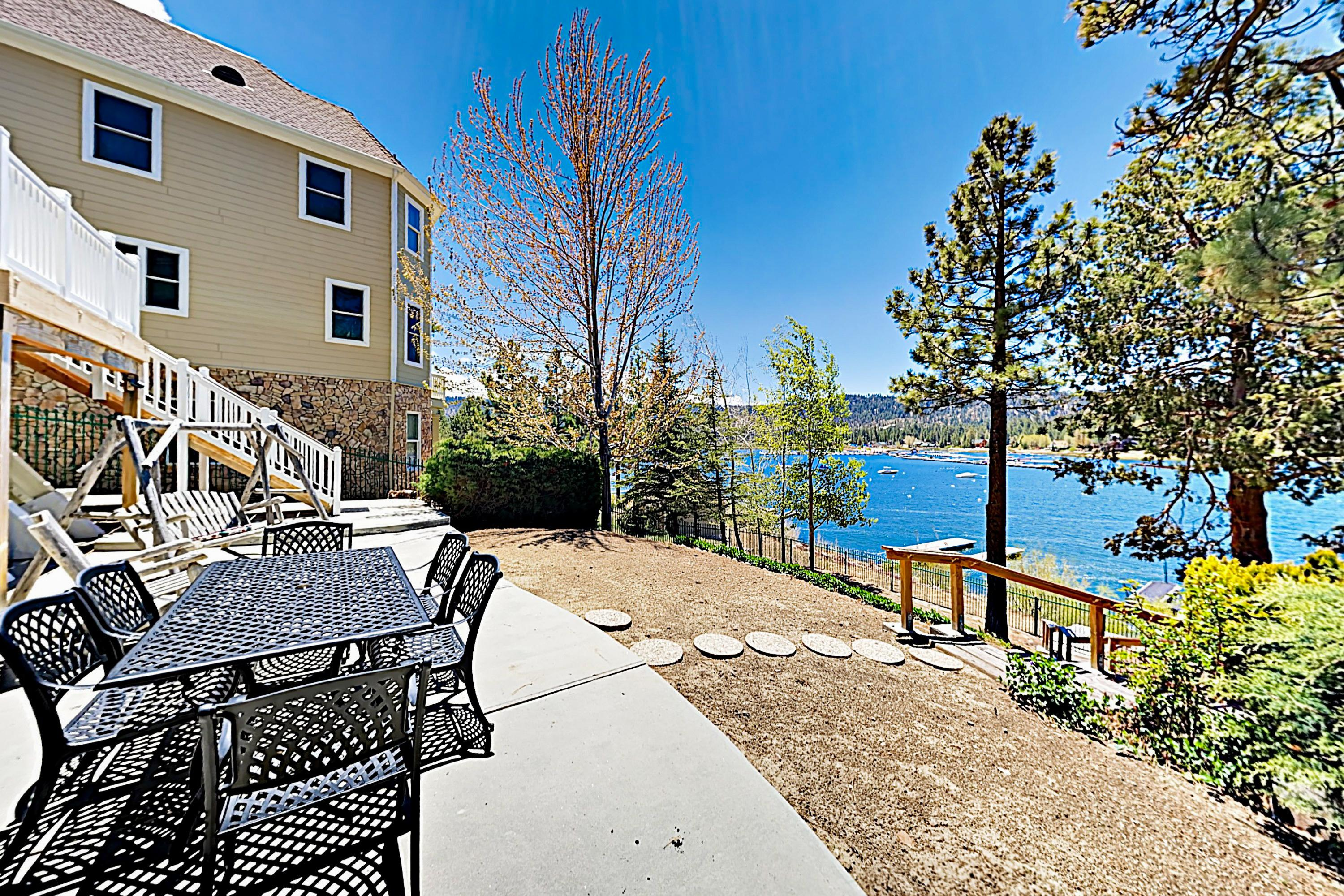 Property Image 1 - Mountain Home on Big Bear Lake with Hot Tub & Dock