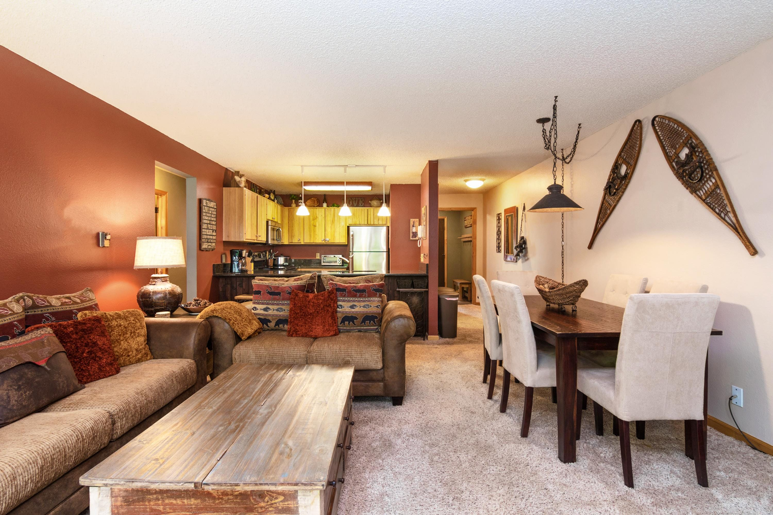 Welcome to Avon! This condo is professionally managed by TurnKey Vacation Rentals.