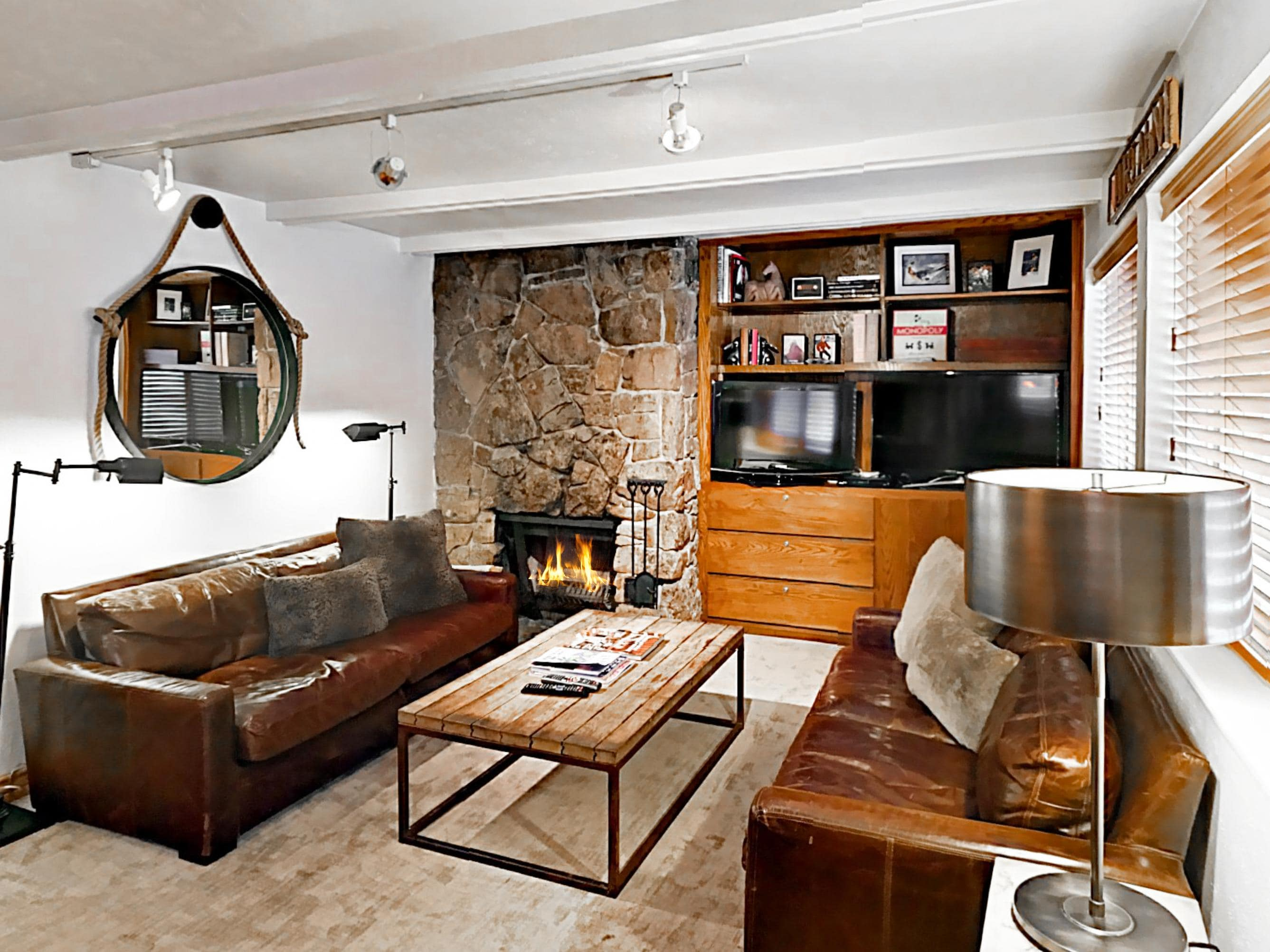Welcome to Aspen! This condo is professionally managed by TurnKey Vacation Rentals.