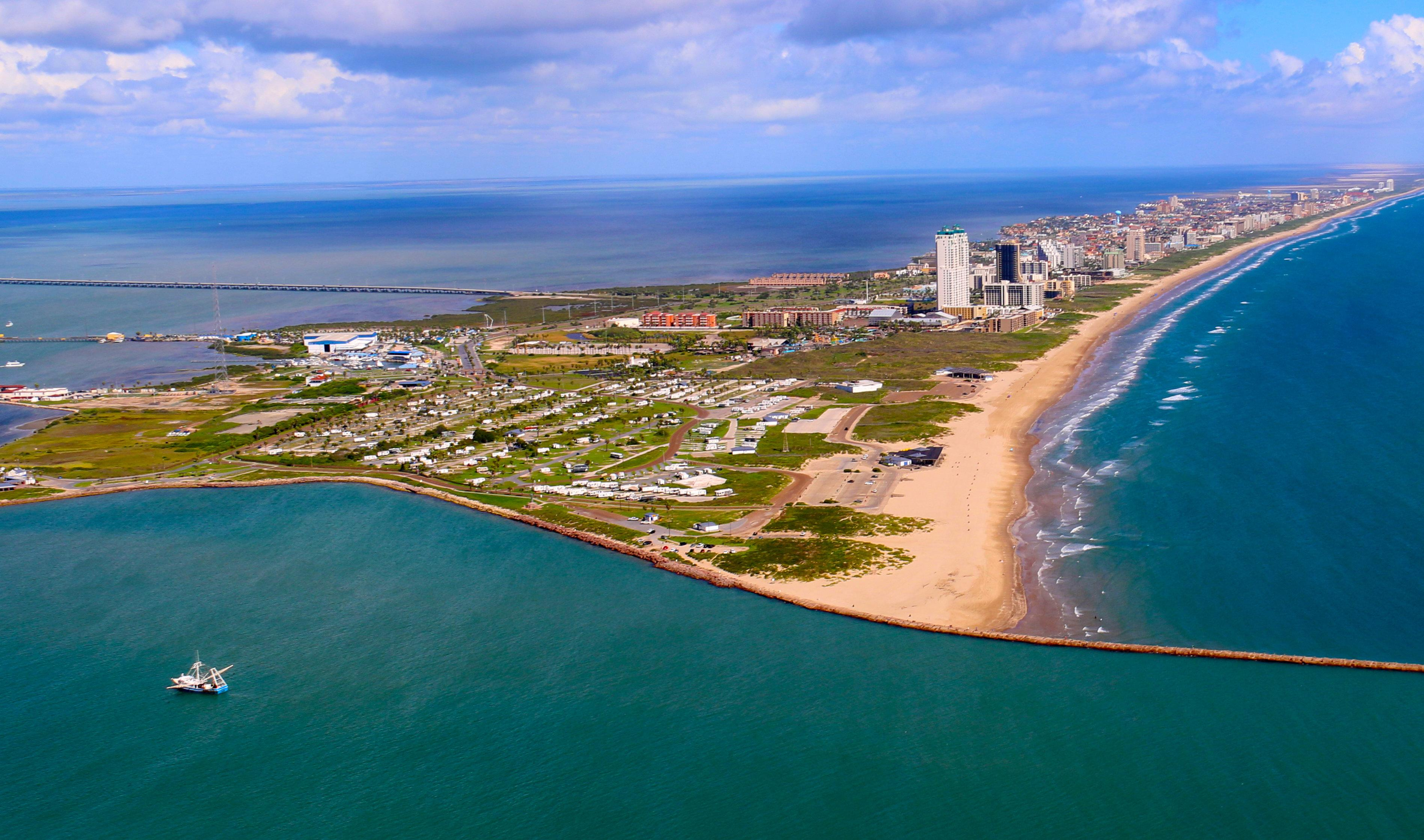 South Padre Island's restaurants and nightlife scene are at your doorstep