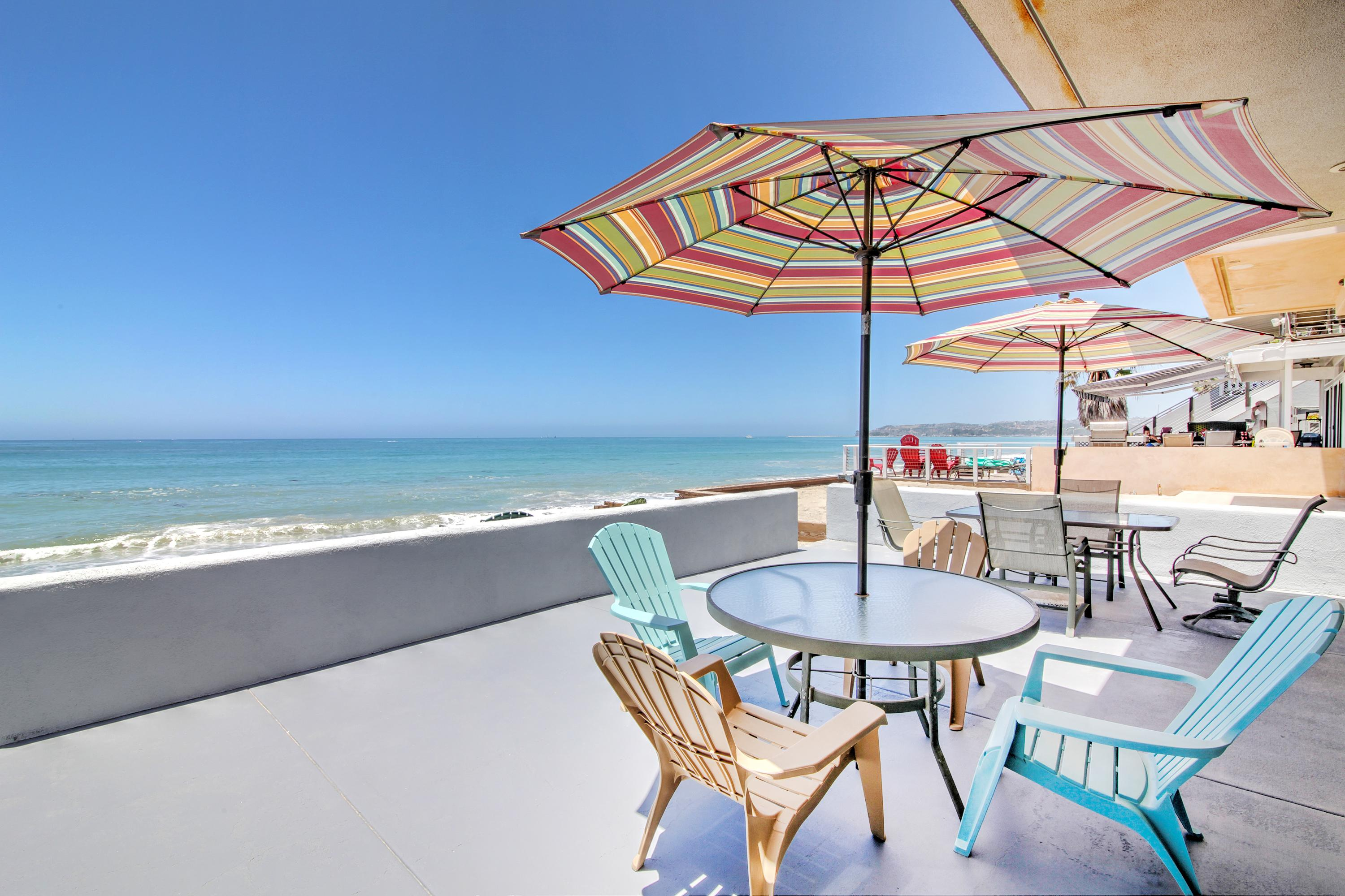 Welcome to Capistrano Beach! This rental is professionally managed by TurnKey Vacation Rentals.