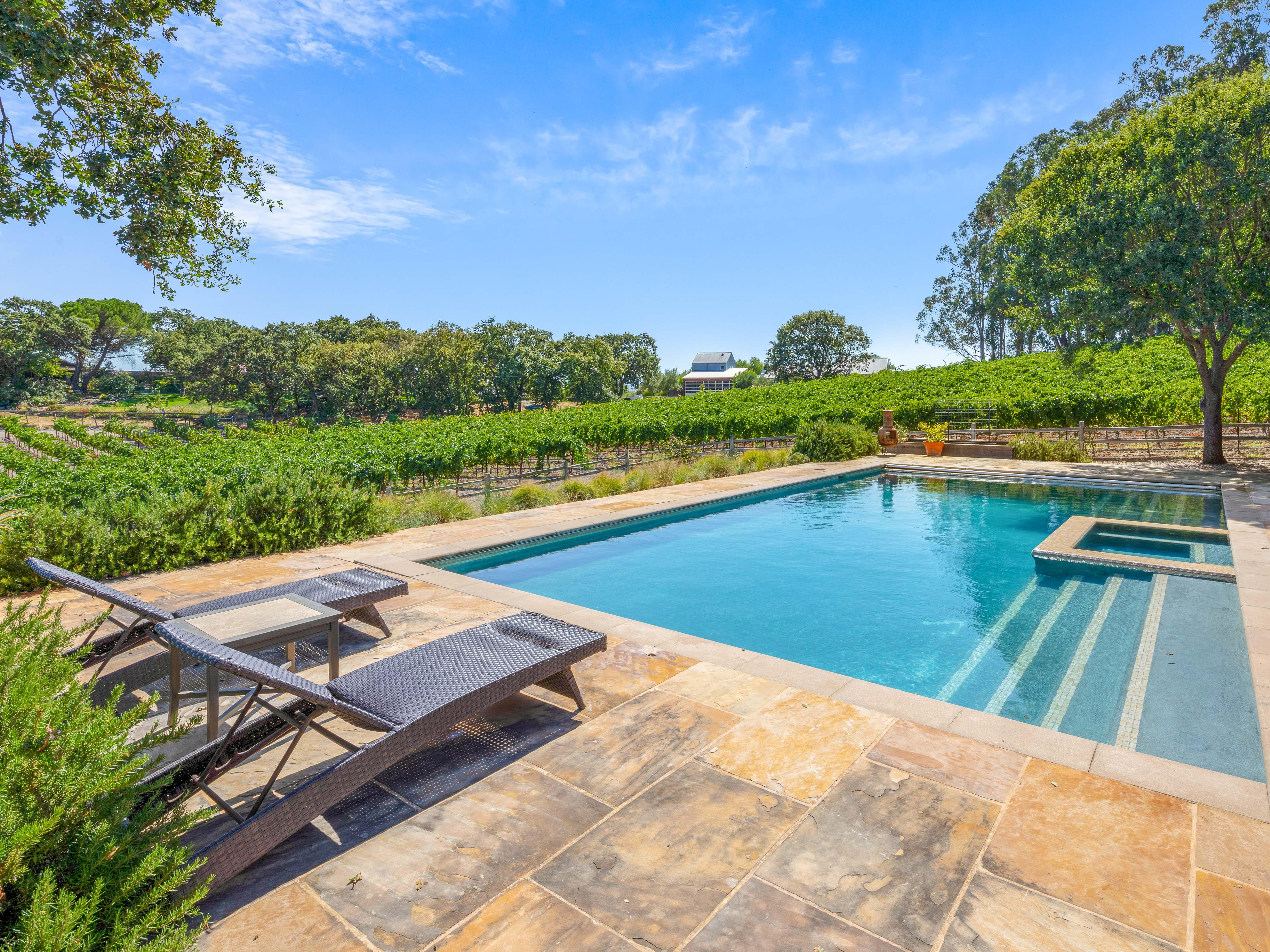 Welcome to Sonoma! This vineyard estate is professionally managed by TurnKey Vacation Rentals.