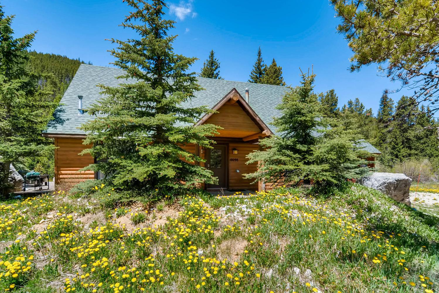 Welcome to Blue River! This cabin is professionally managed by TurnKey Vacation Rentals.