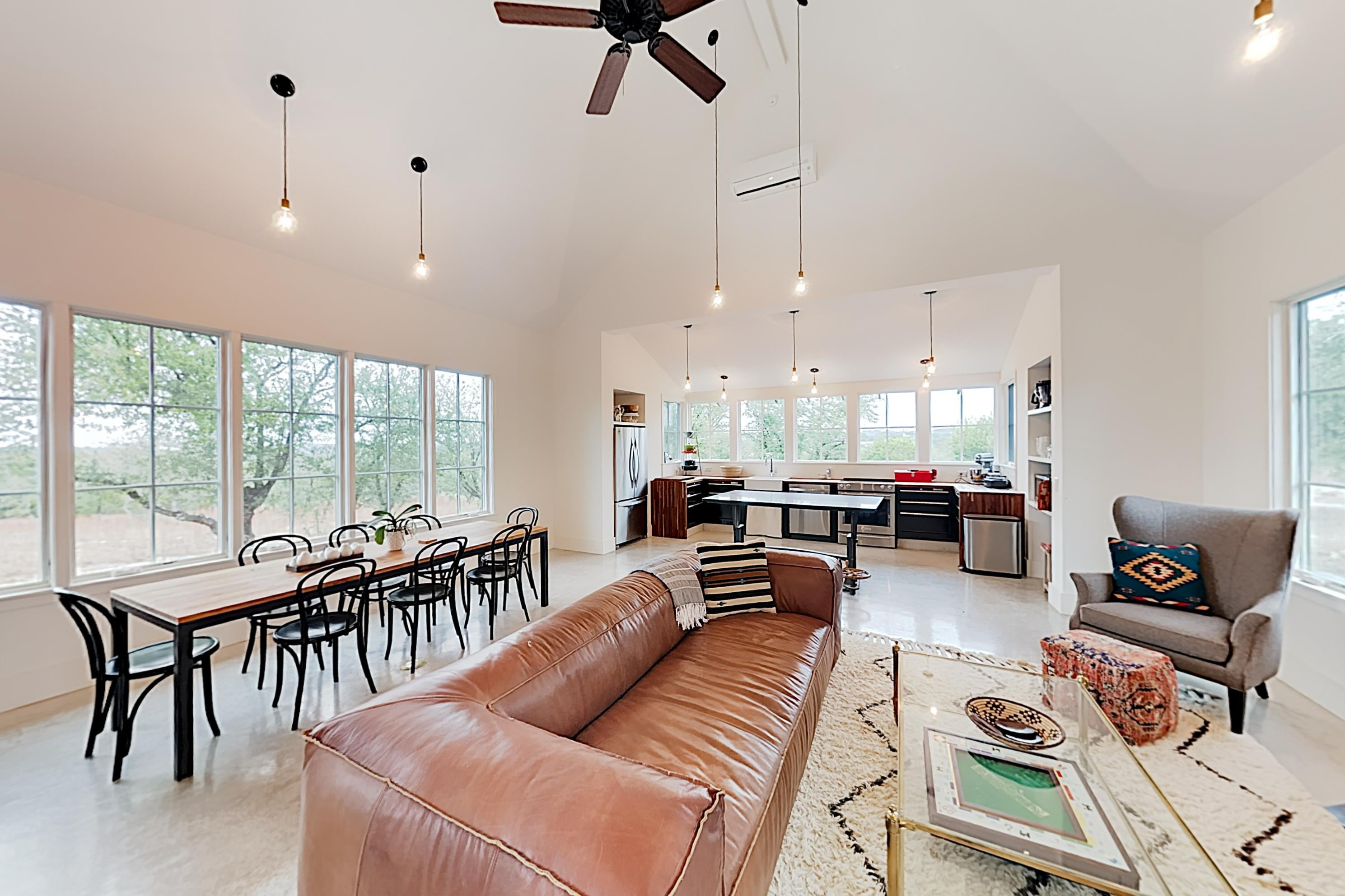 Welcome to Austin! This modern home is professionally managed by Turnkey Vacation Rentals.