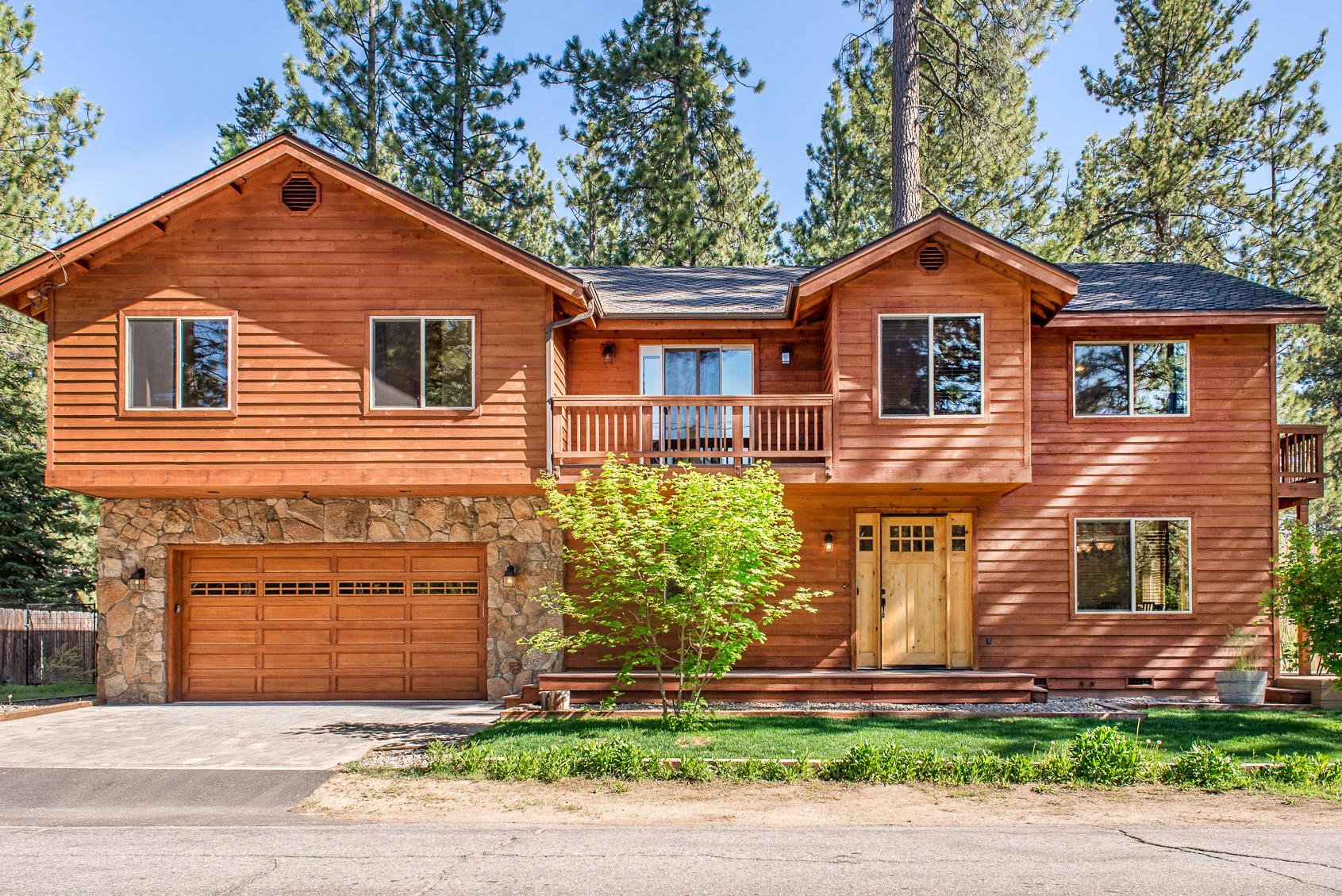 Welcome to South Lake Tahoe! This property is professionally managed by Turnkey Vacation Rentals.