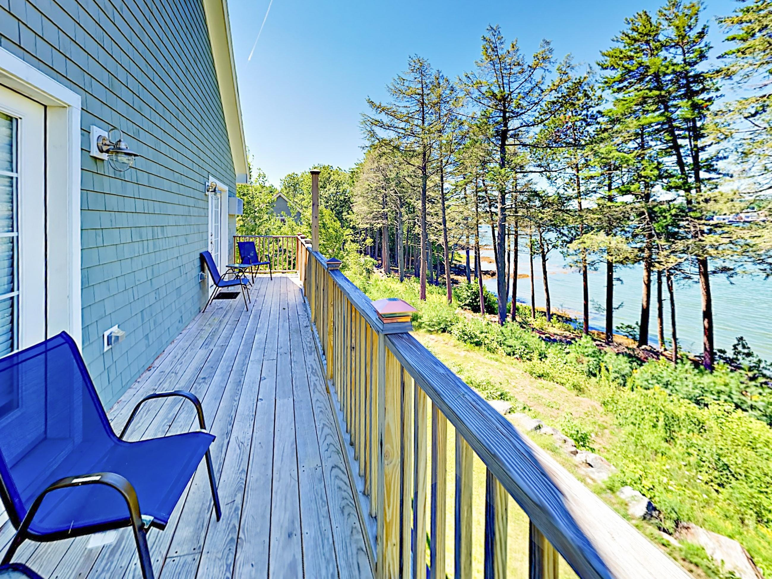 Property Image 1 - New 1BR at Sheepscot Harbor Resort