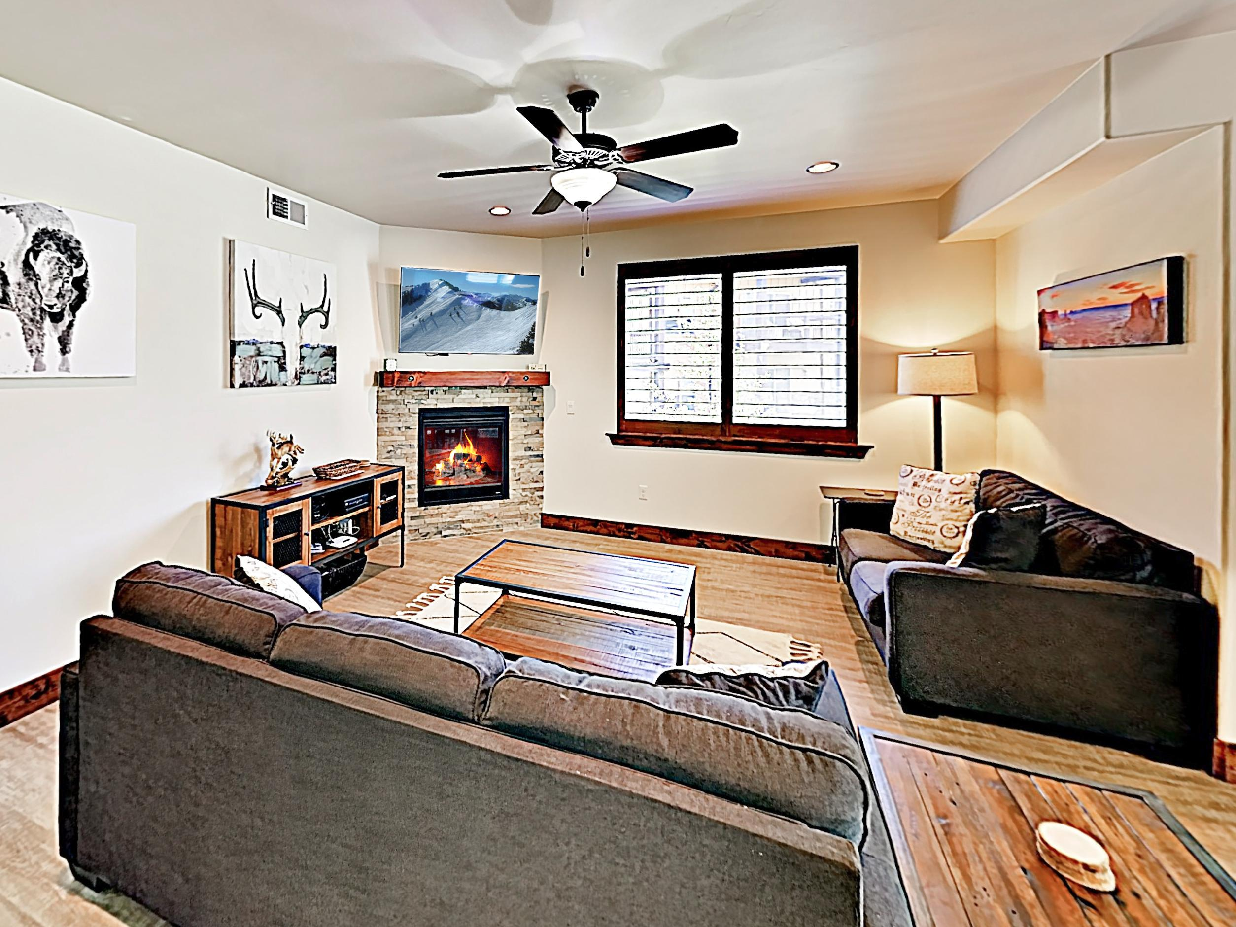 Welcome to Heber City! This condo is professionally managed by TurnKey Vacation Rentals.