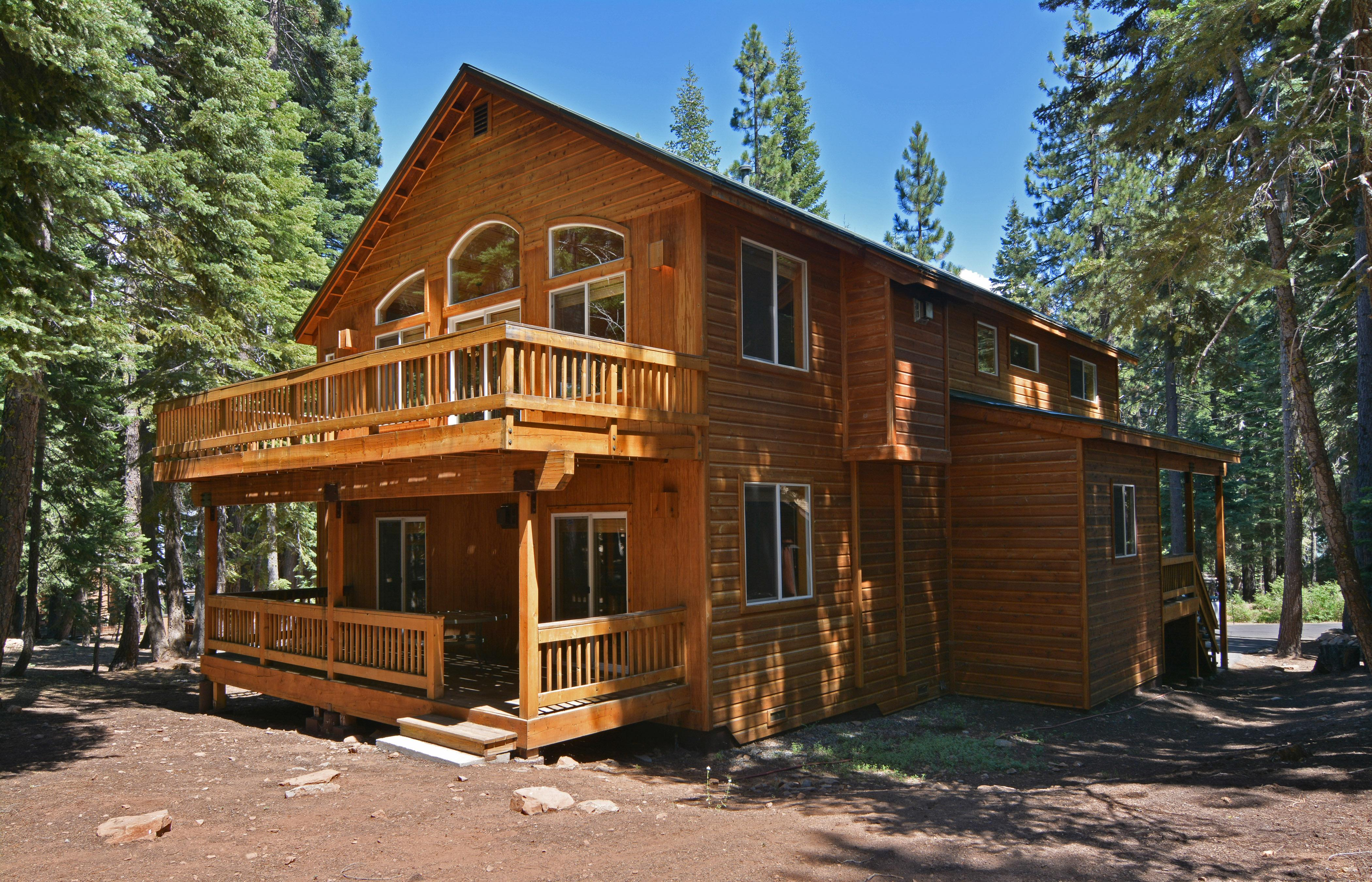 Property Image 1 - Warm Chalet near Resorts with Tahoe Donner Amenities
