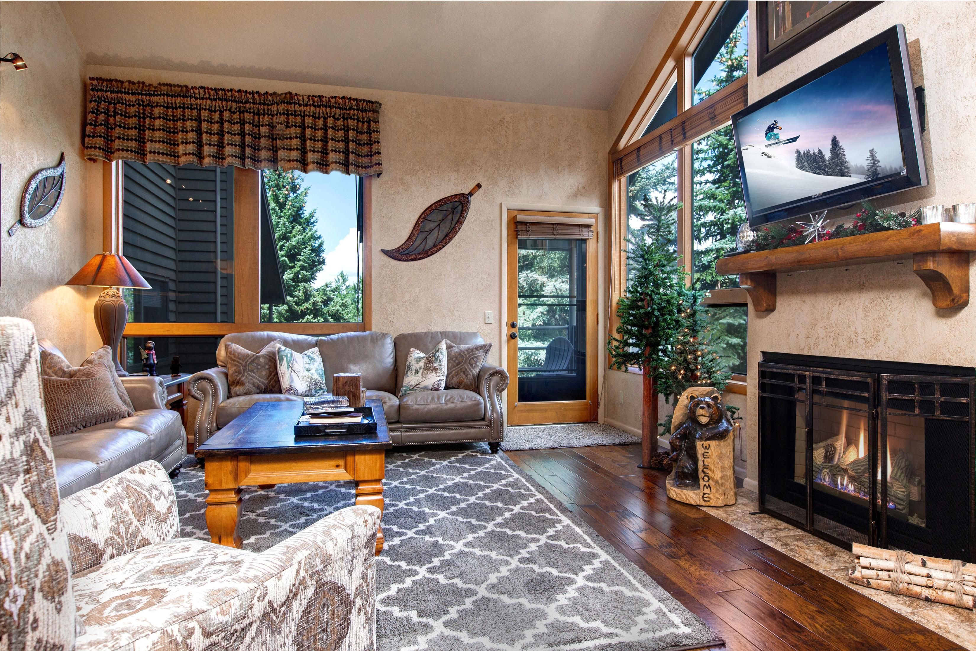 Welcome to Park City! Your townhome is professionally managed by TurnKey Vacation Rentals.