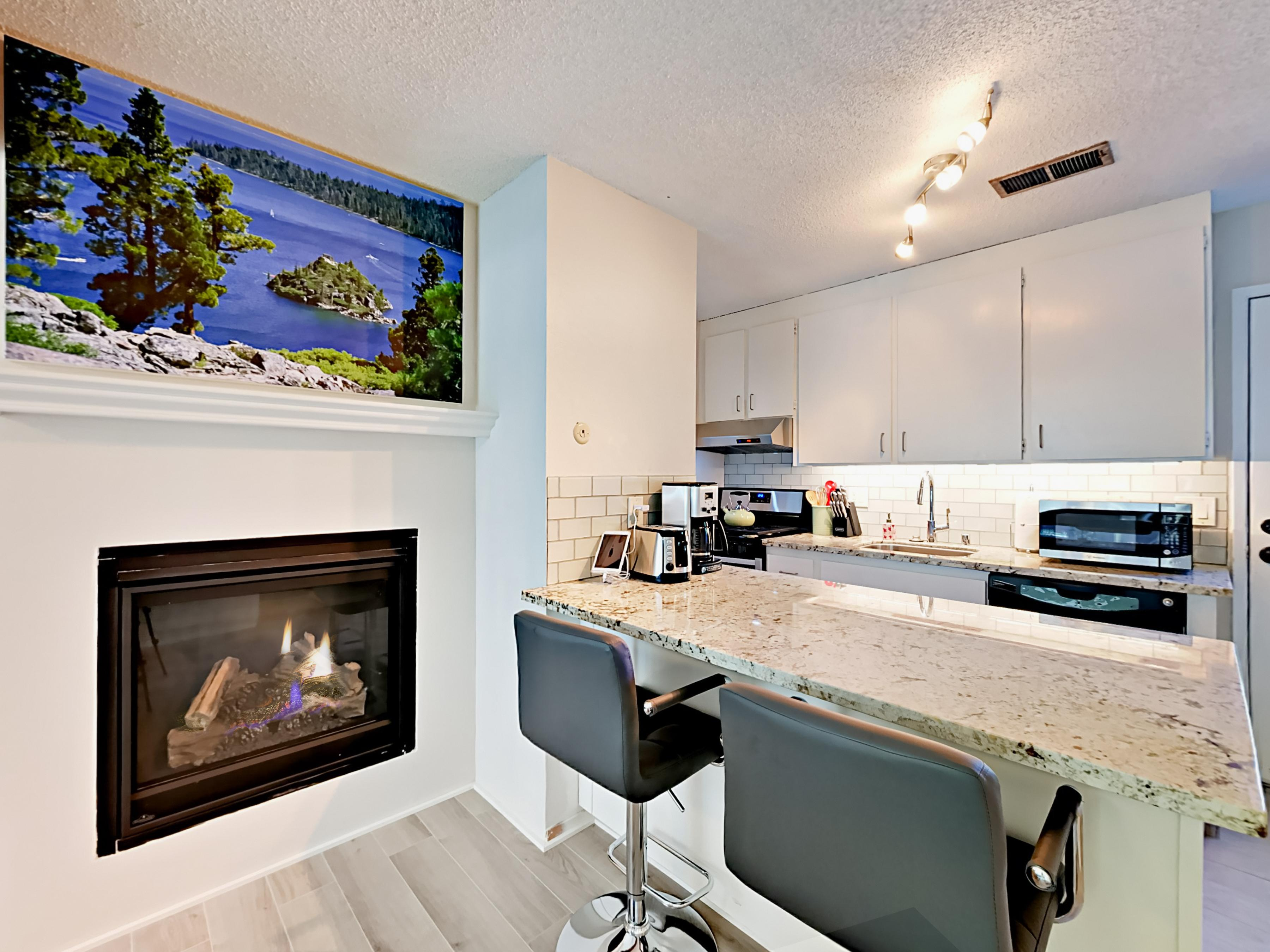 Welcome to South Lake Tahoe! This modern condo is professionally managed by TurnKey Vacation Rentals.