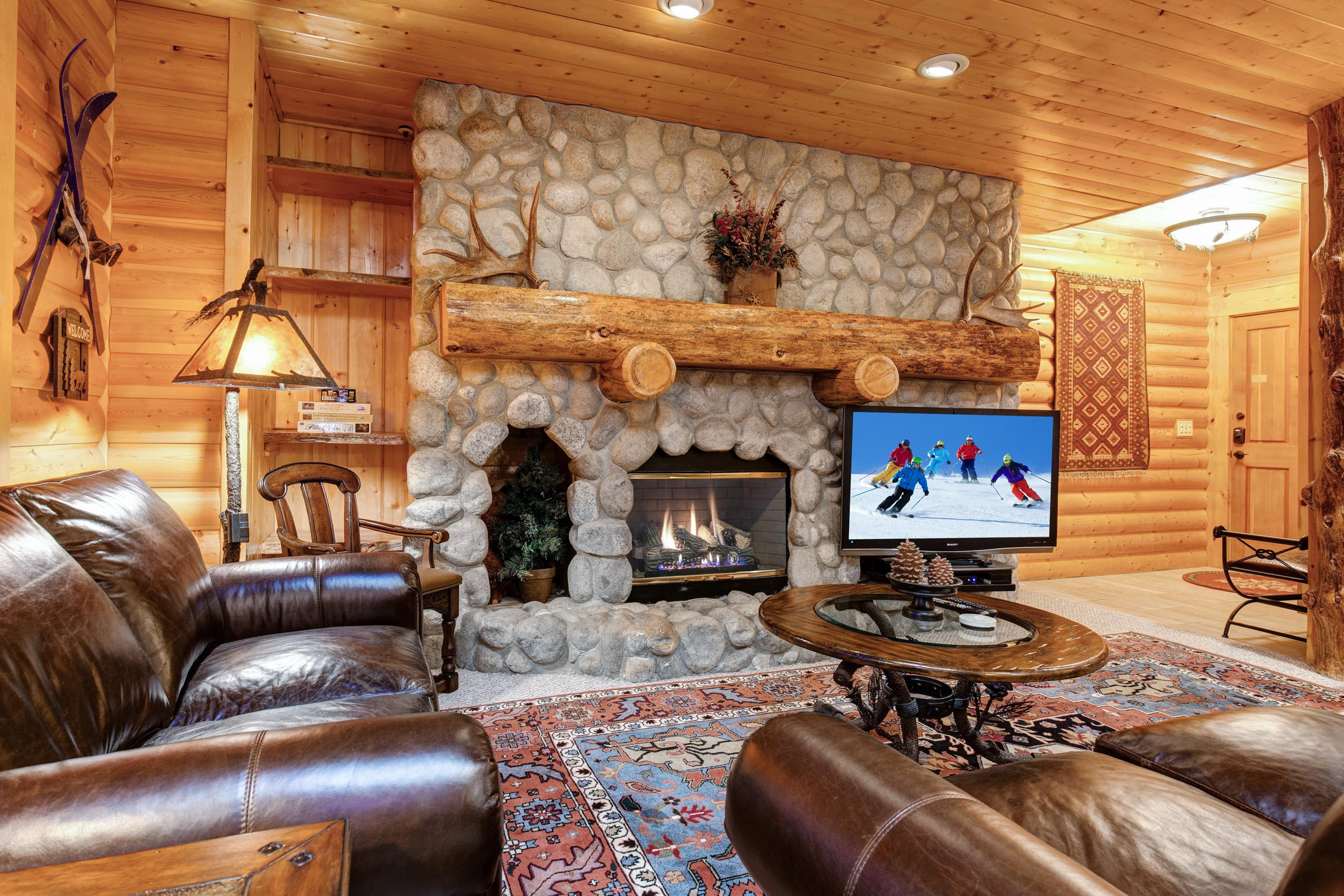 Welcome to Park City! Your gorgeous rental is professionally managed by TurnKey Vacation Rentals.