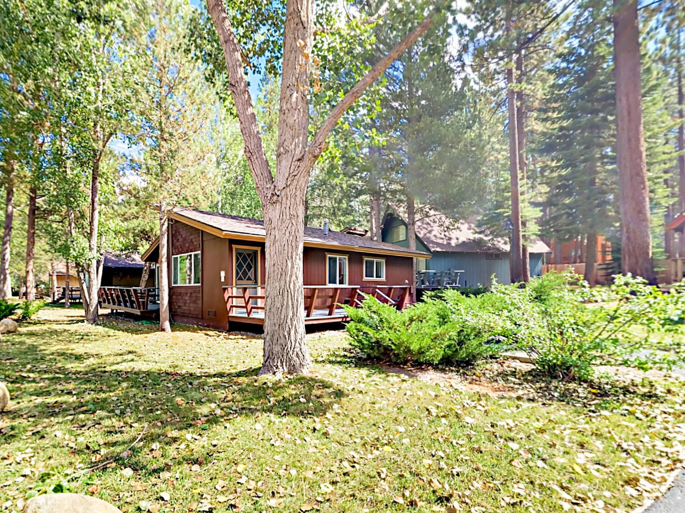 Welcome to South Lake Tahoe! This cabin is professionally managed by TurnKey Vacation Rentals.