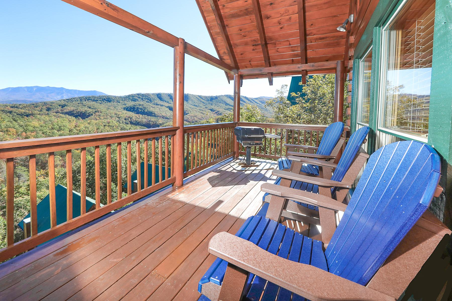 Welcome to Pigeon Forge! Your rental is professionally managed by TurnKey Vacation Rentals.