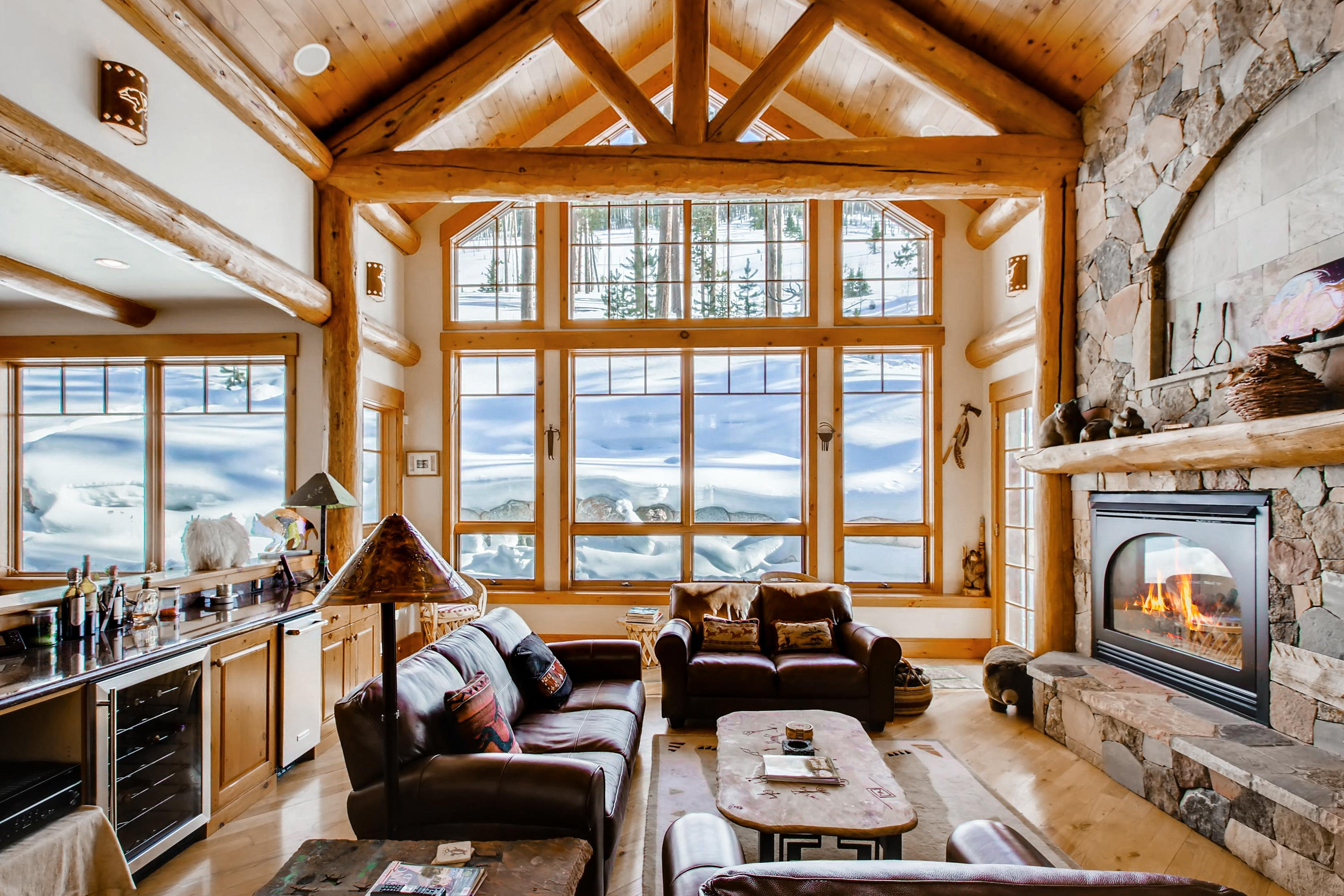 Welcome to Vail! This luxury home is professionally managed by TurnKey Vacation Rentals.