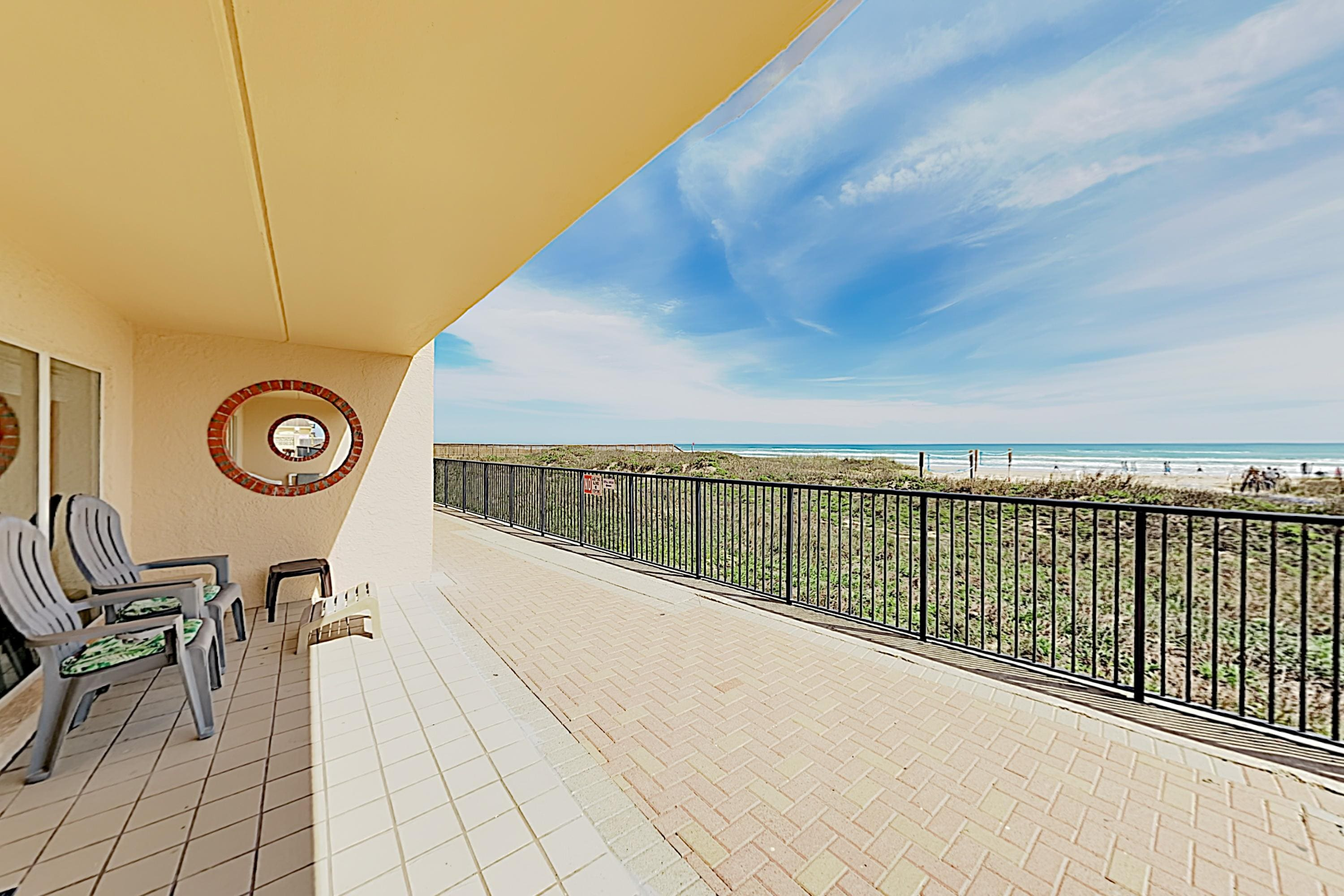Welcome to South Padre! This condo is professionally managed by TurnKey Vacation Rentals.