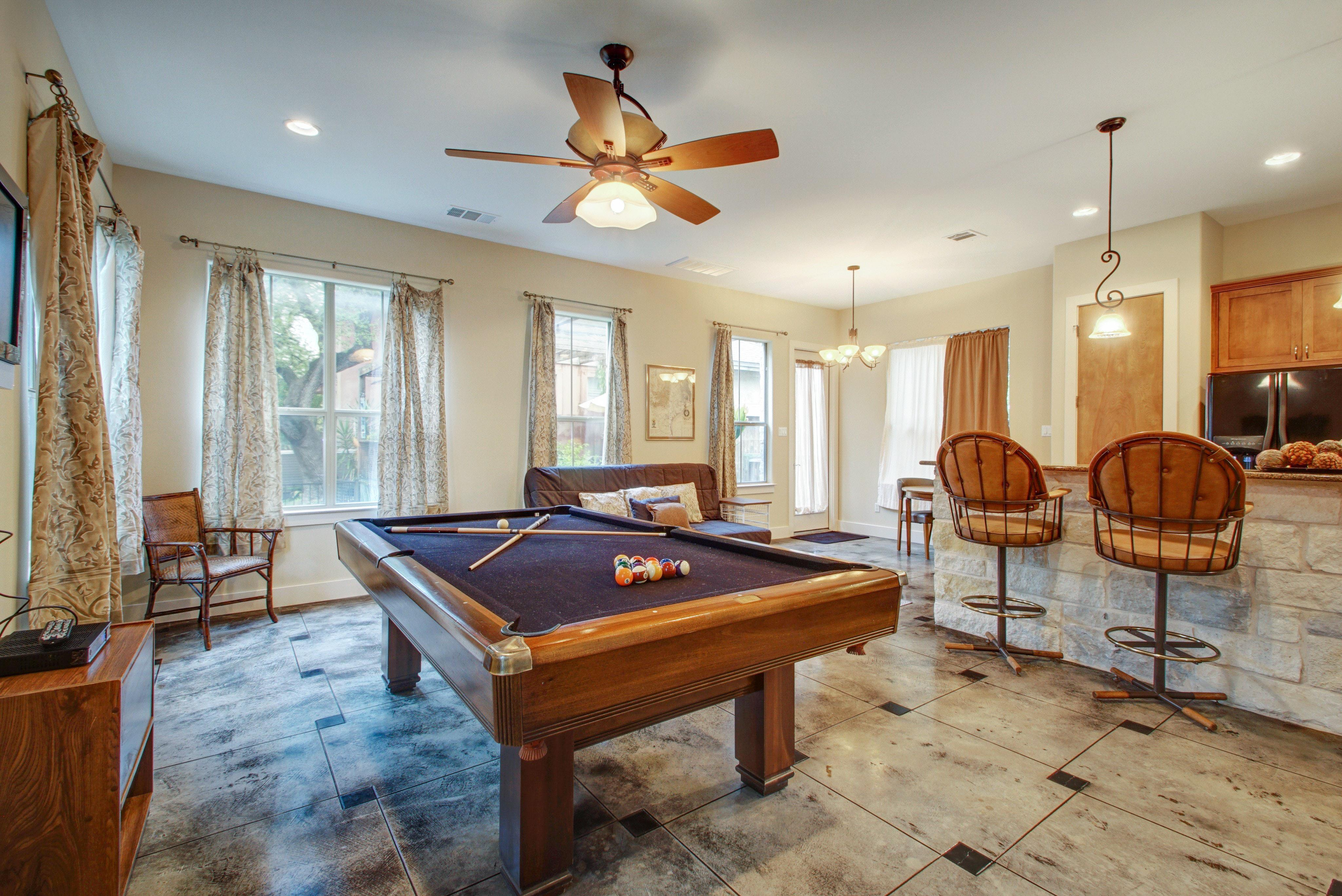 Welcome to Austin! This property is professionally managed by TurnKey Vacation Rentals.