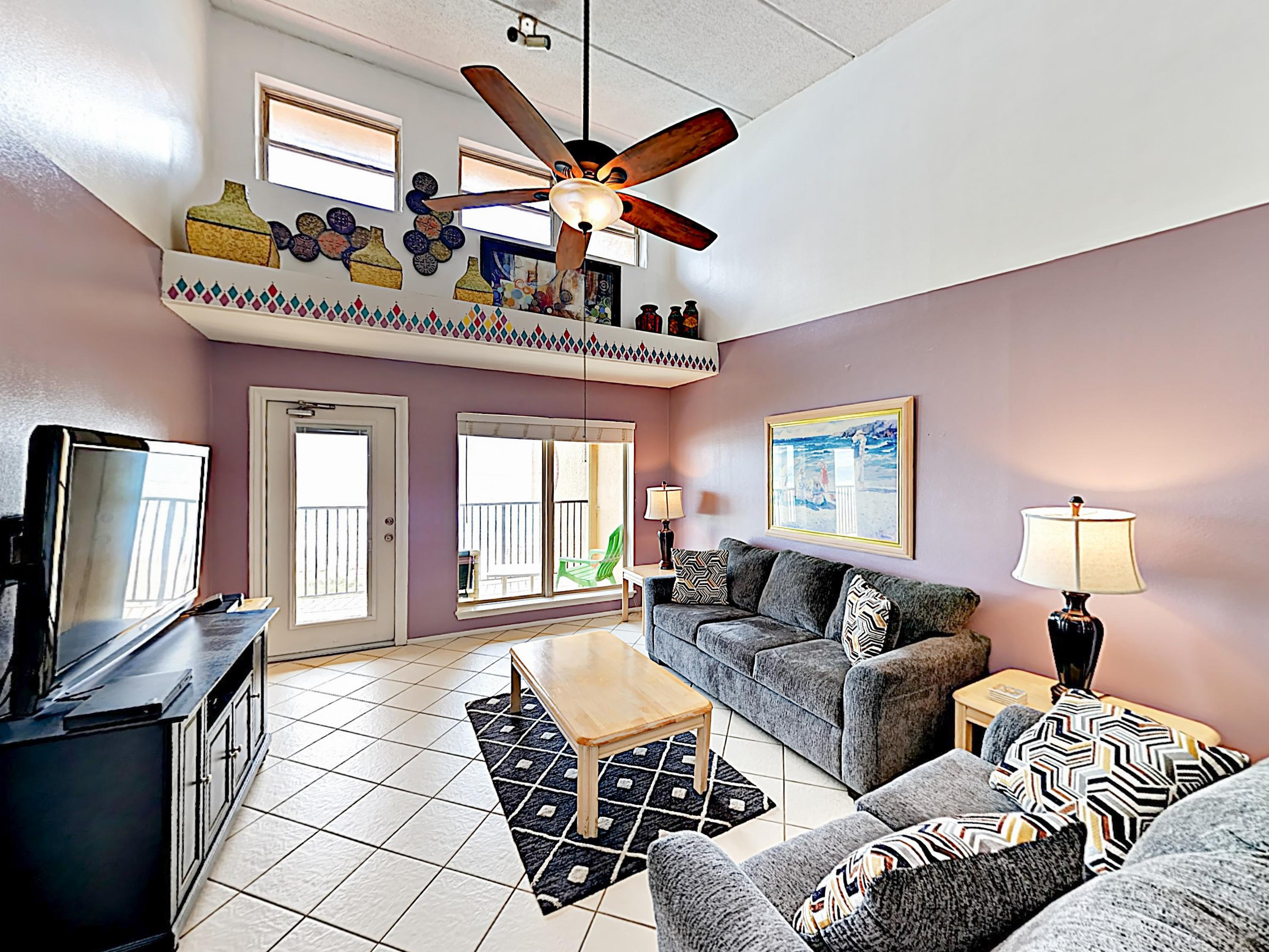 Welcome to South Padre Island! This condo is professionally managed by TurnKey Vacation Rentals.