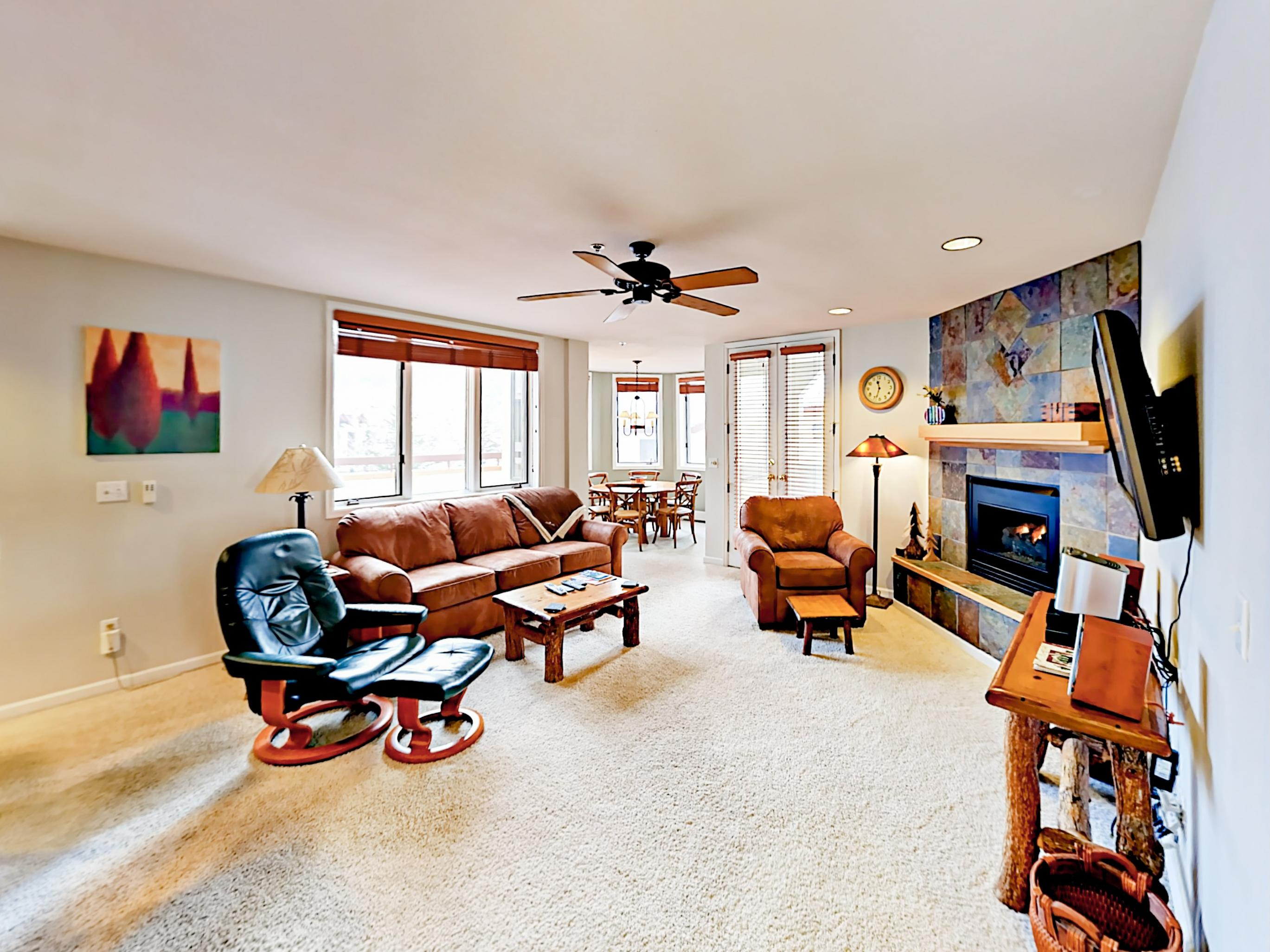 Welcome to Steamboat Springs! This rental is professionally managed by TurnKey Vacation Rentals.