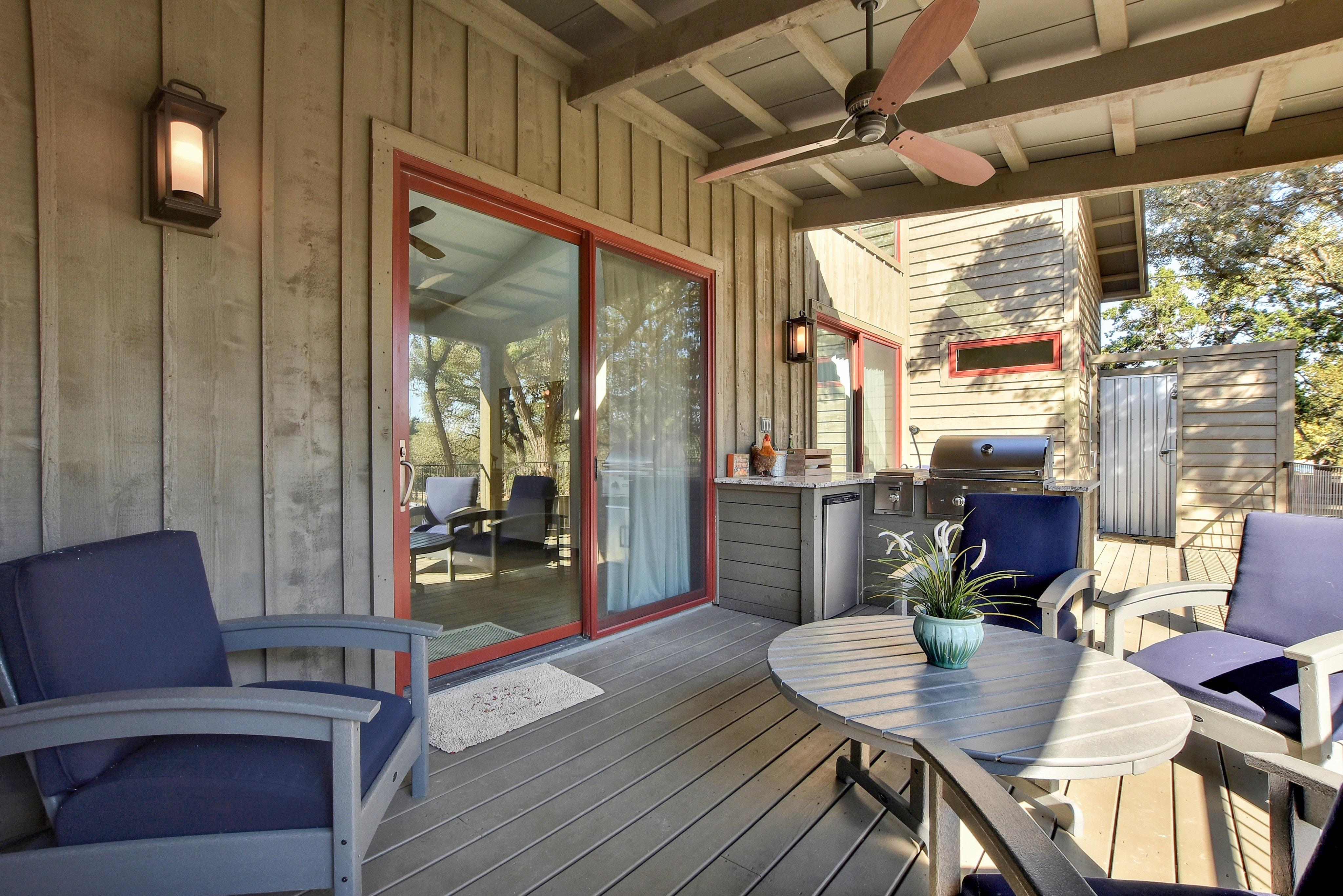 Welcome to Spicewood! This cabin is professionally managed by TurnKey Vacation Rentals.