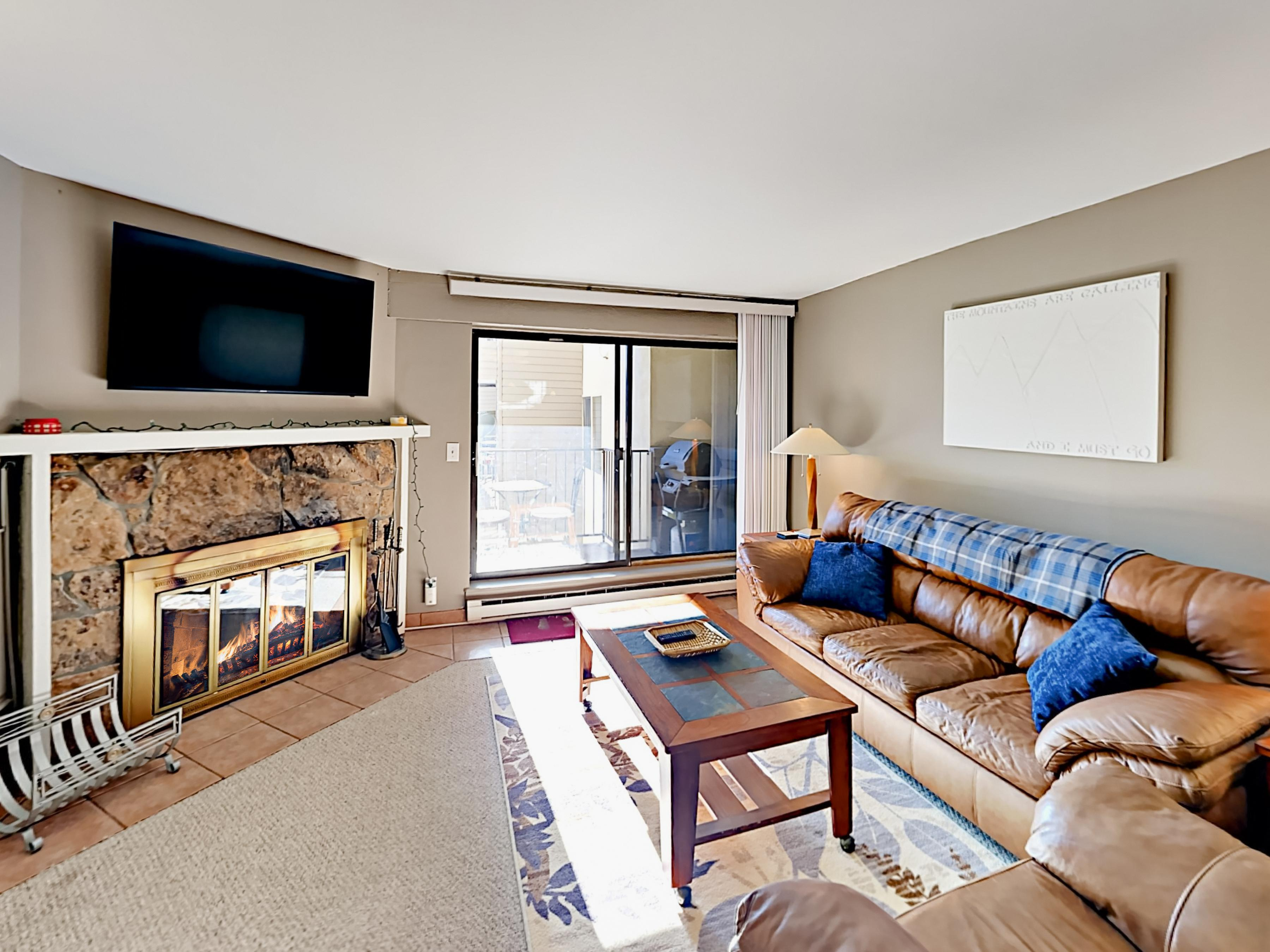 Welcome to Vail Valley! Your condo is professionally managed by TurnKey Vacation Rentals.